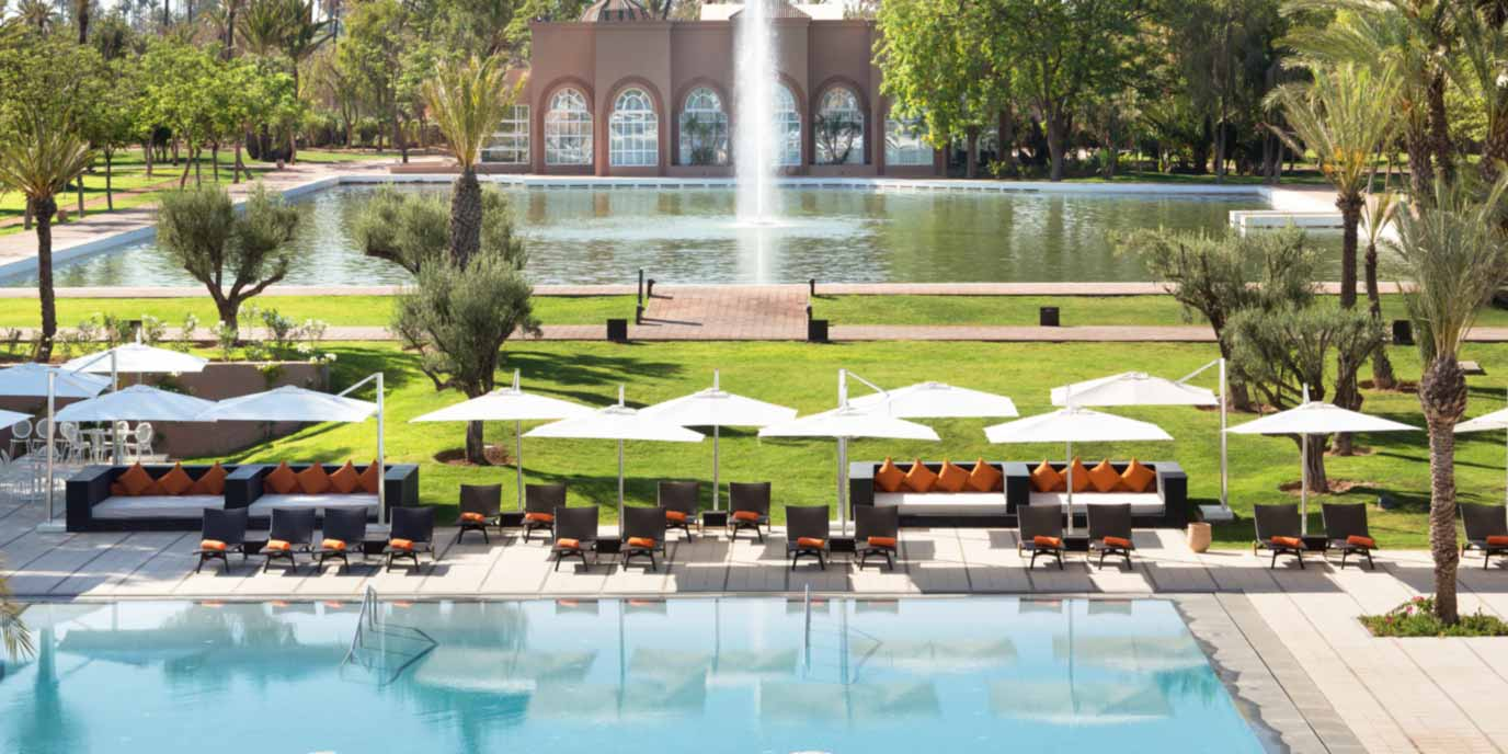 Hotel marrakech pullman marrakech palmeraie resort and spa