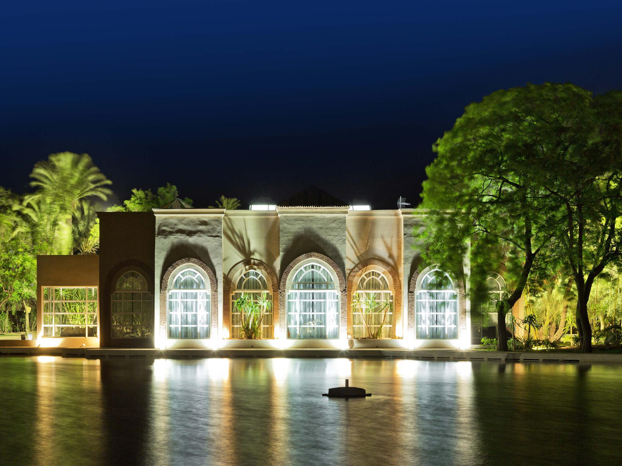 酒店 – 马拉喀什棕榈铂尔曼酒店和水疗度假村