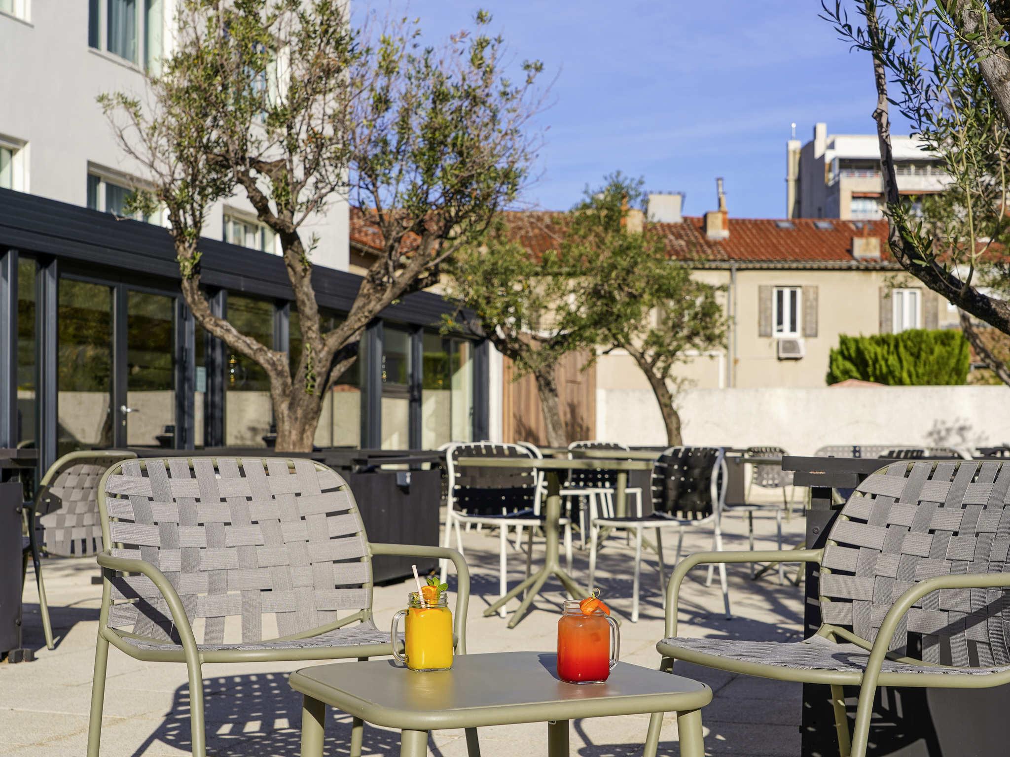 酒店 – 马赛中心普拉多美居酒店