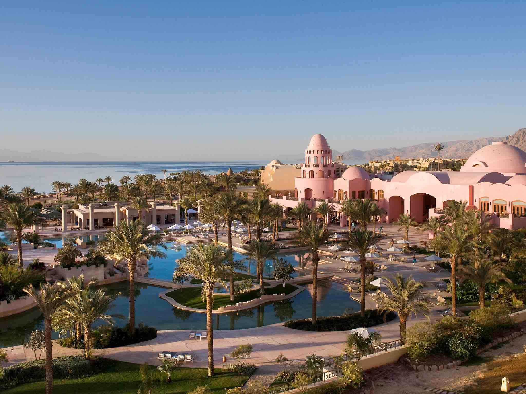Hotel – Sofitel Taba Heights