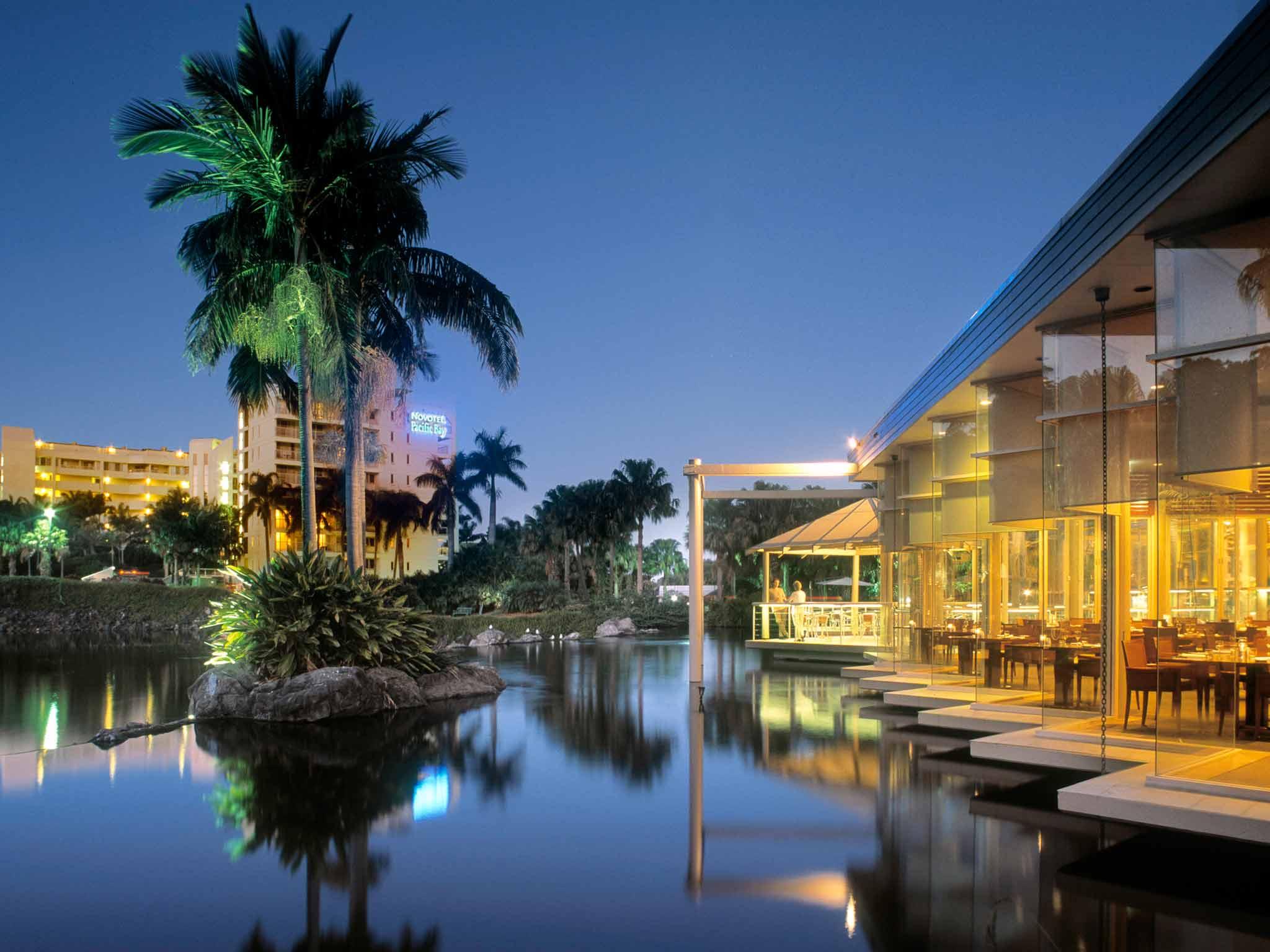 Hotel Novotel Coffs Harbour Pacific Bay Resort