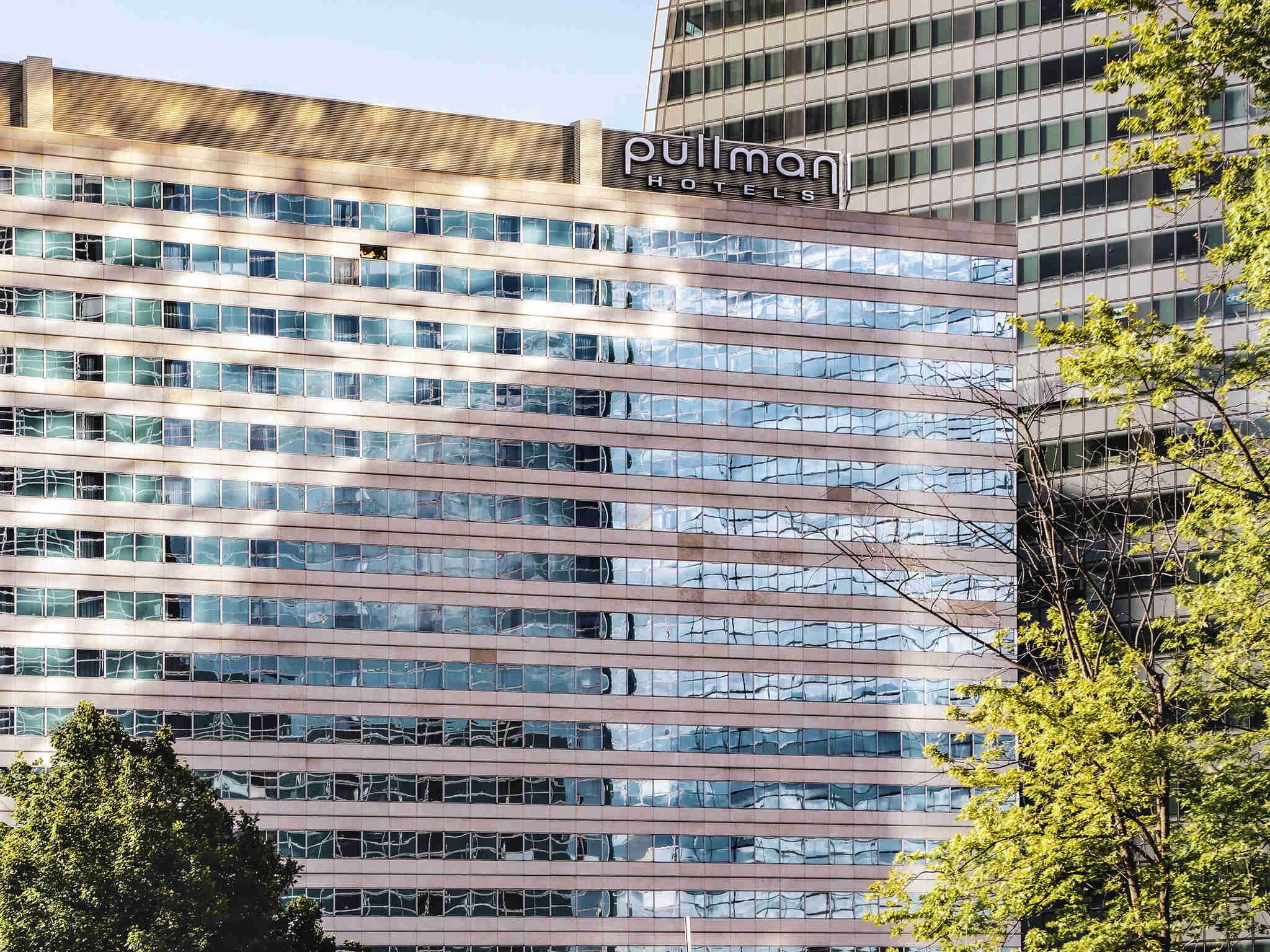 Hotell – Pullman Paris la Défense