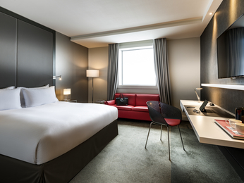 Rooms - Pullman Paris la Defense
