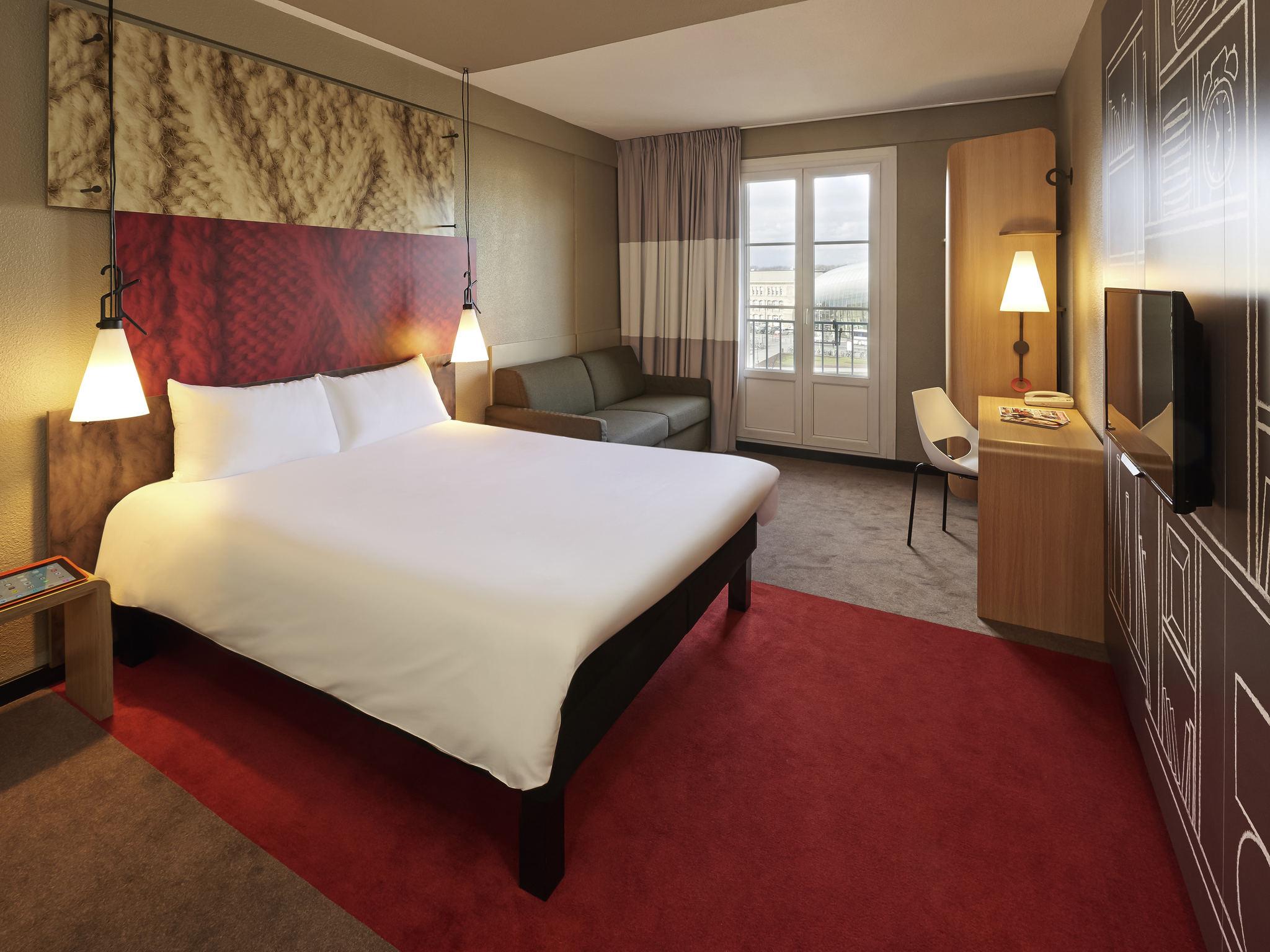 โรงแรม – ibis Strasbourg Centre Gare
