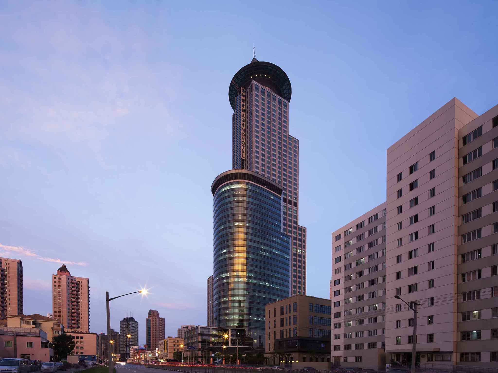 Hotell – Novotel Shanghai Atlantis