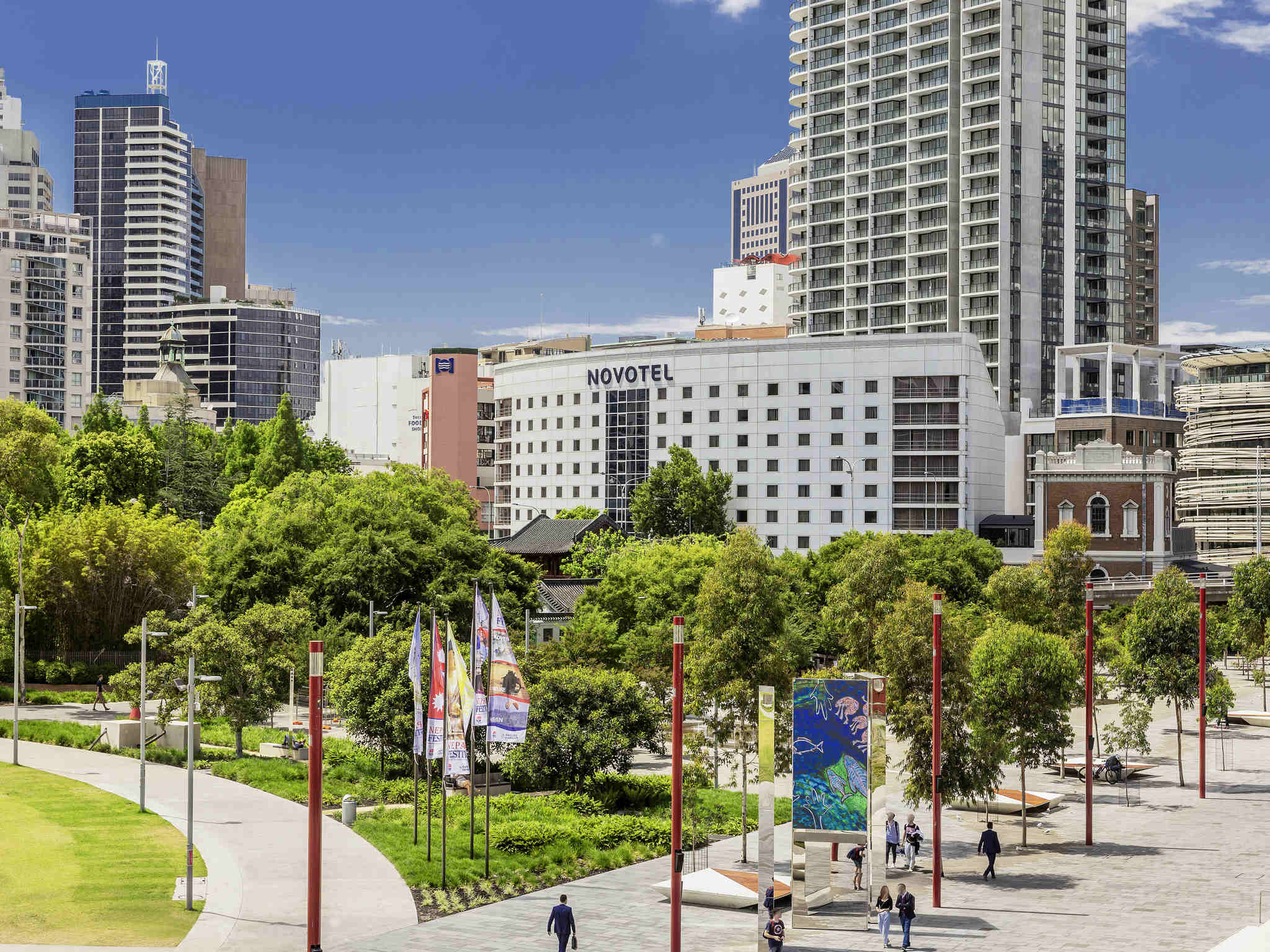 Hotell – Novotel Sydney Darling Square