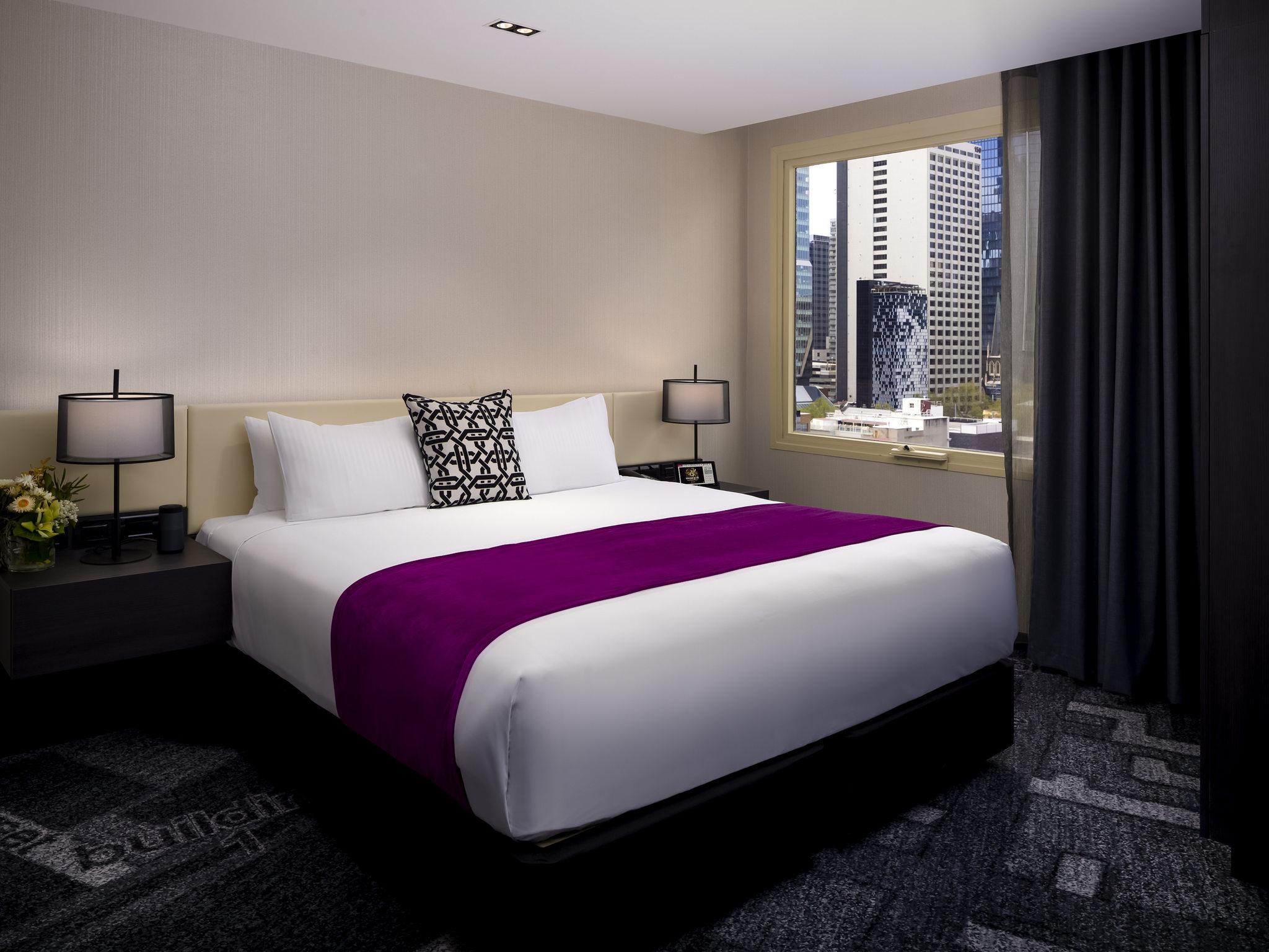Hotel in MELBOURNE - The Swanston Hotel Melbourne Grand Mercure