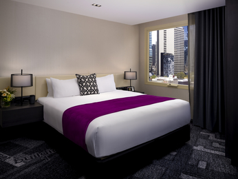 Zimmer - The Swanston Hotel Melbourne Grand Mercure