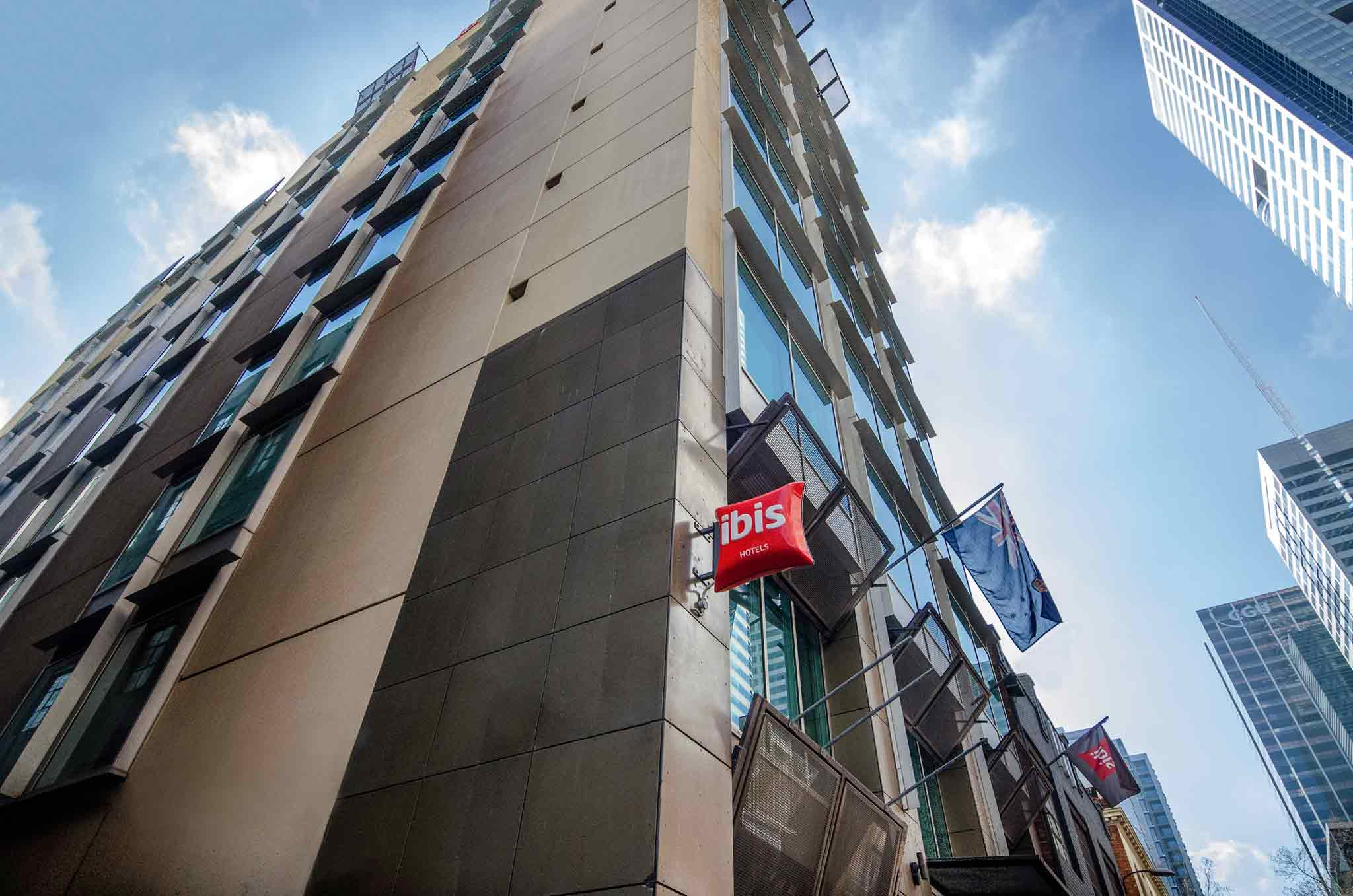Otel – ibis Melbourne Little Bourke Street