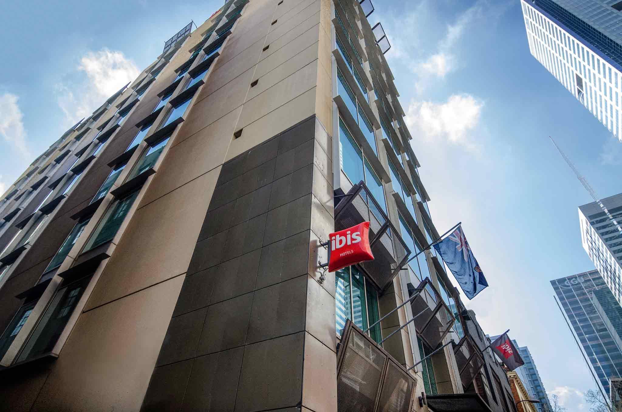 Hotel - ibis Melbourne Little Bourke Street