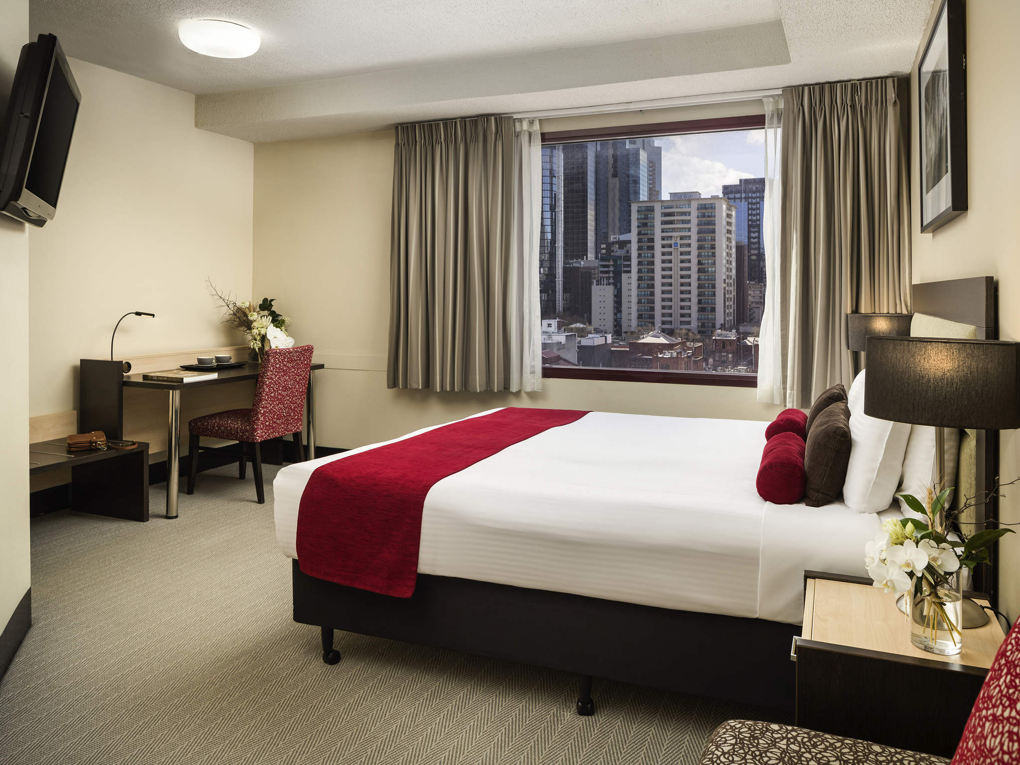 Hotel – Mercure Welcome Melbourne