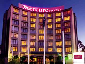 Отель - Mercure Geelong