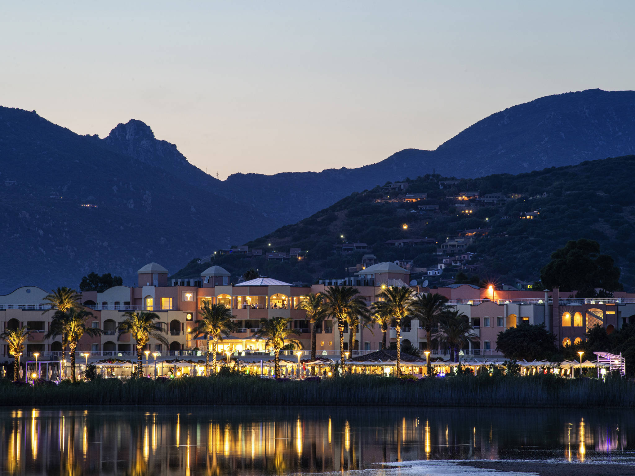 Hotel - Pullman Timi Ama Sardegna