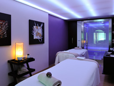 Head to the Thalassa sea & spa, our outstanding wellness centre