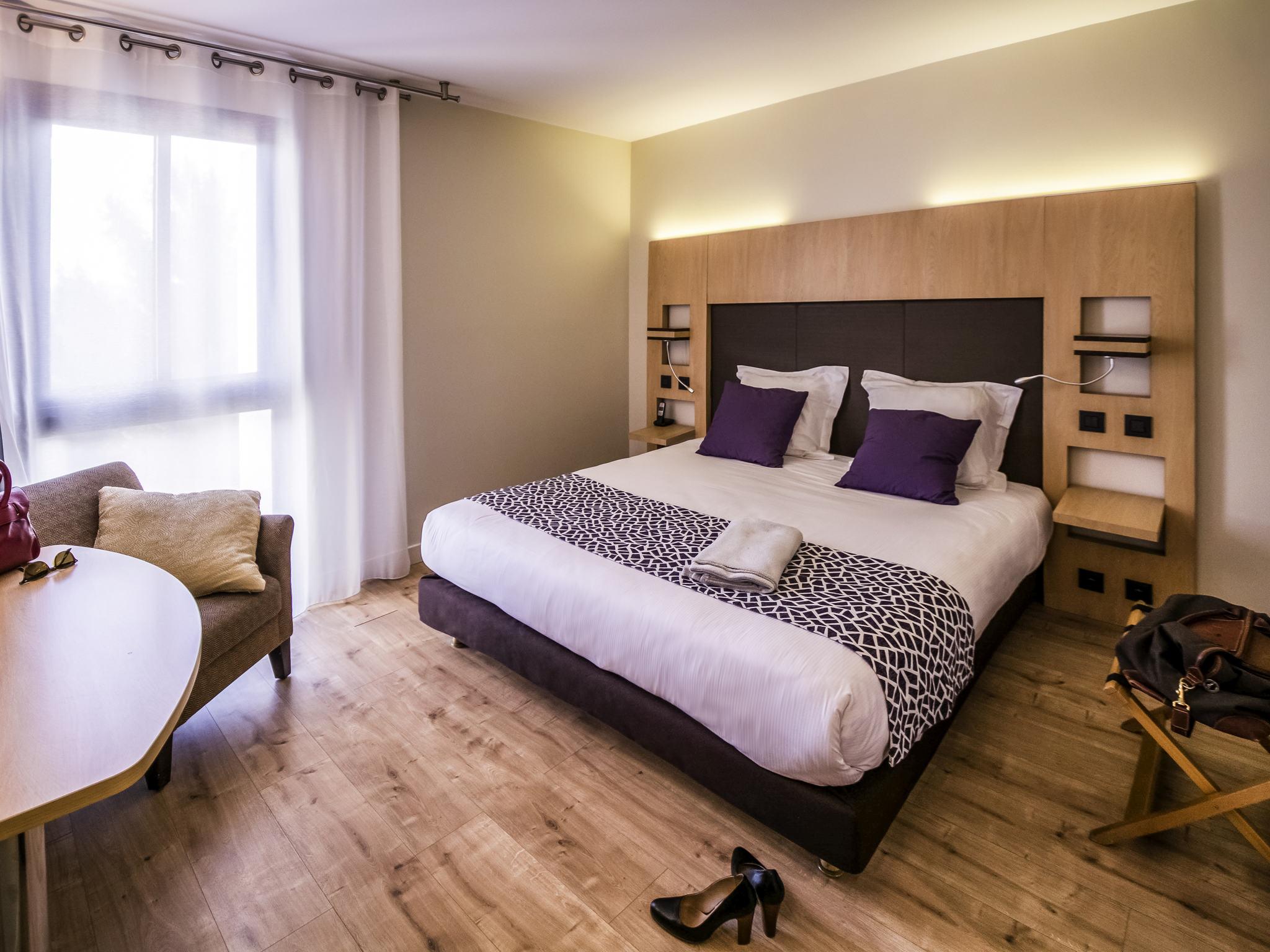Отель — Mercure Монпелье
