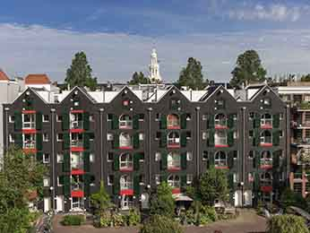 Cheap hotel amsterdam ibis amsterdam centre stopera for Ibis hotel amsterdam