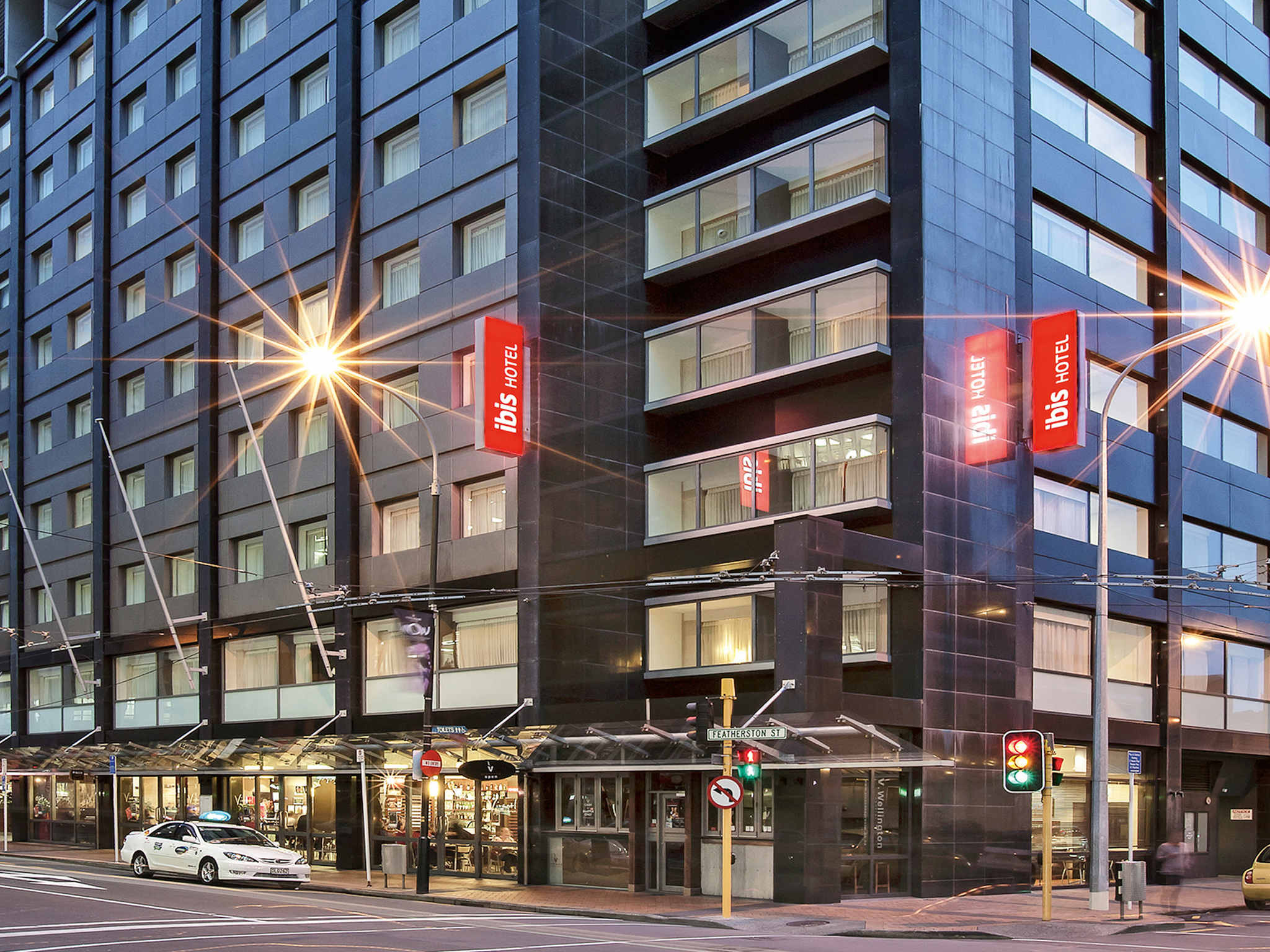 Hotell – ibis Wellington
