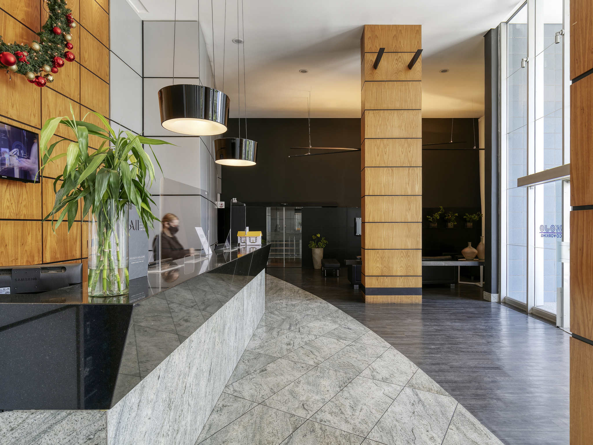 Otel – Mercure Belo Horizonte Savassi Hotel