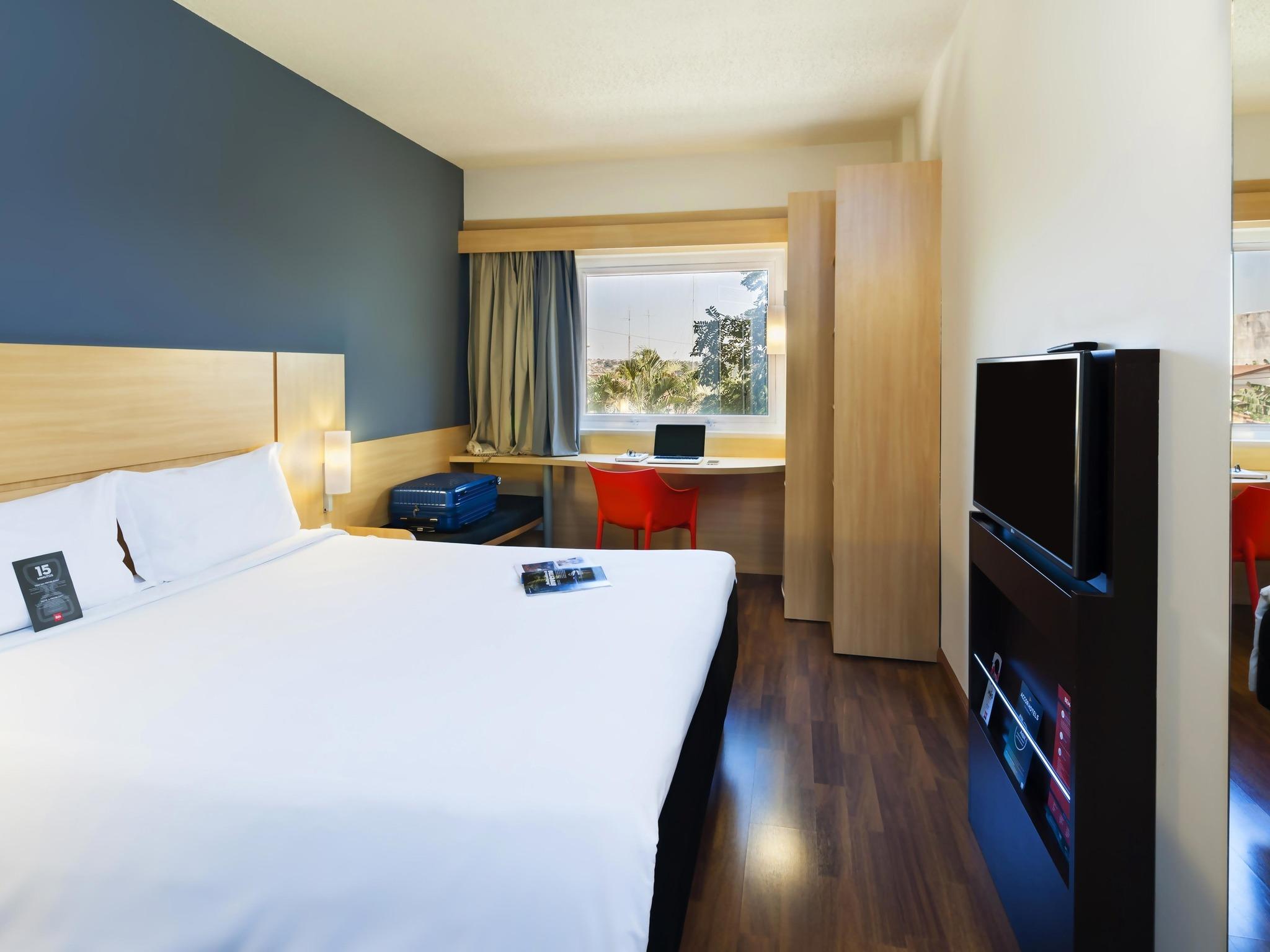 Hotell – ibis Paulinia