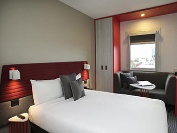 Rooms - ibis Sydney Airport