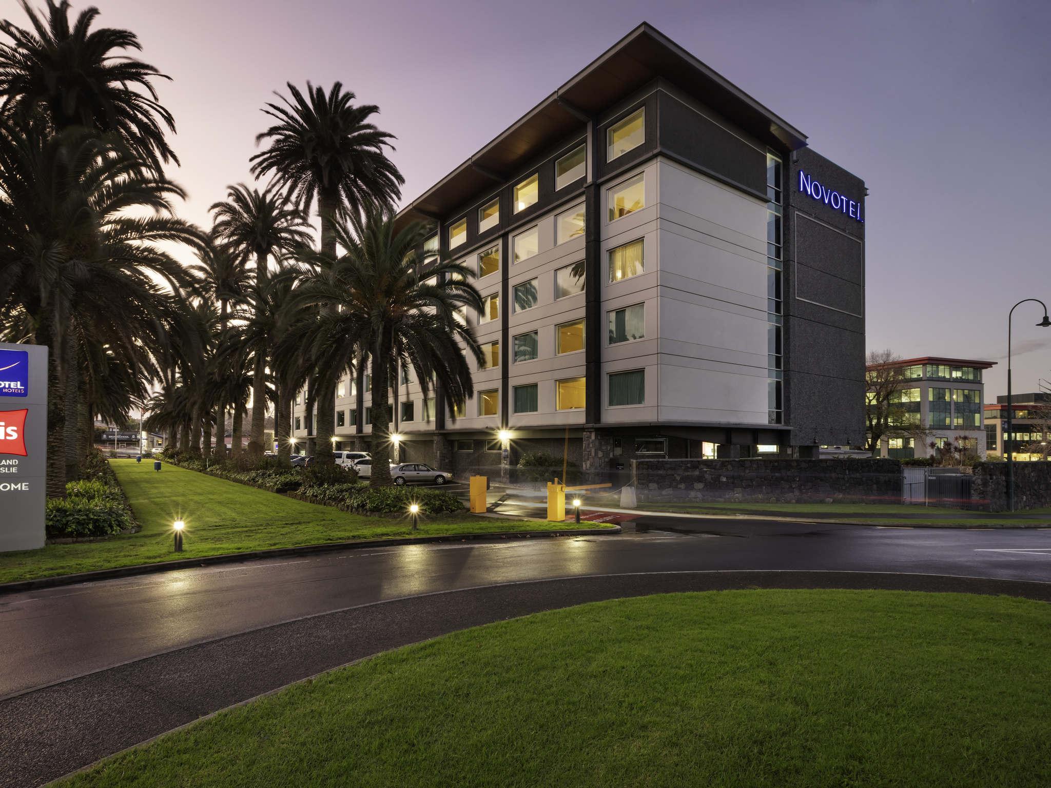 Hotel – ibis Auckland Ellerslie