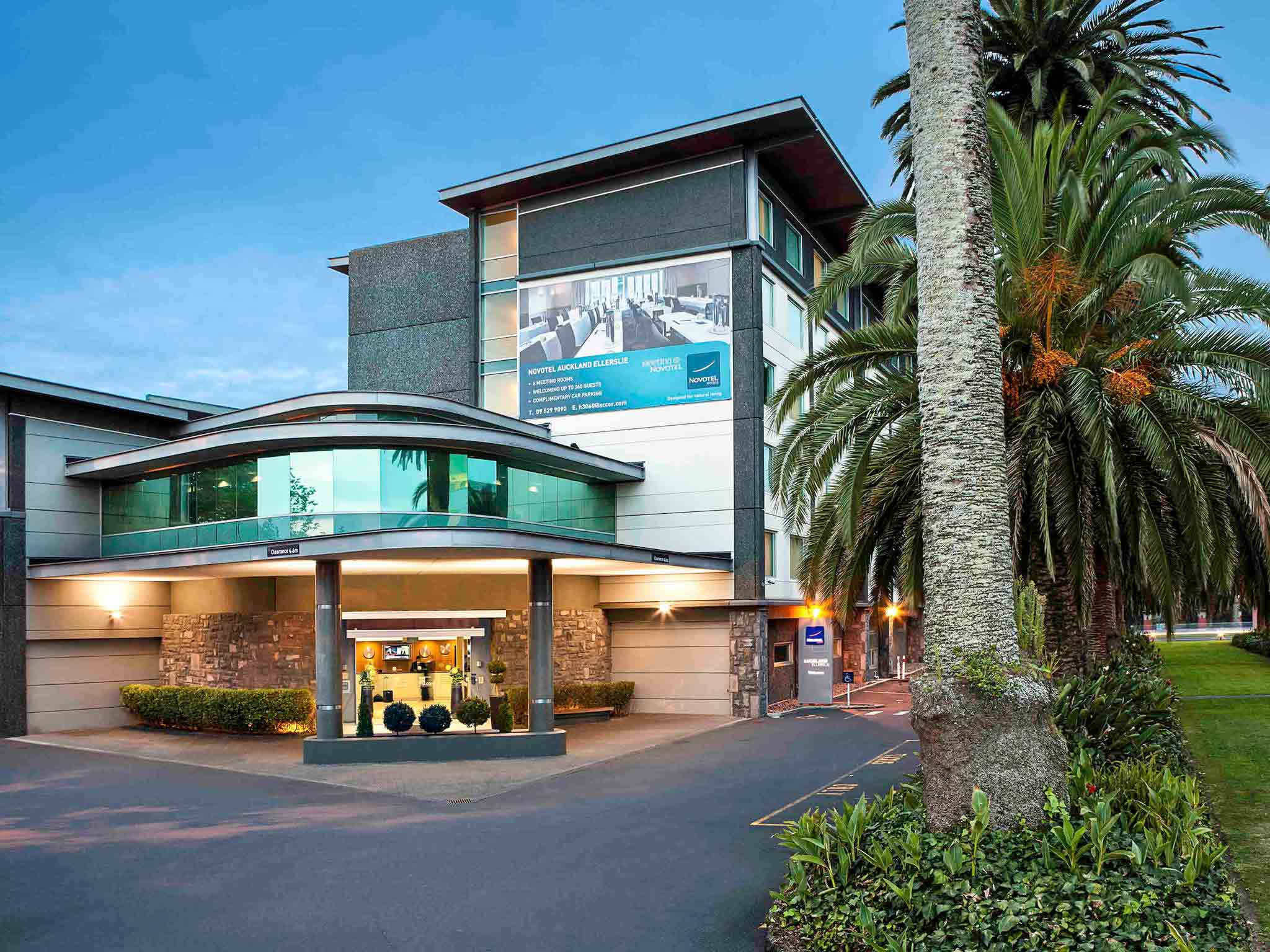 Hotell – ibis Auckland Ellerslie