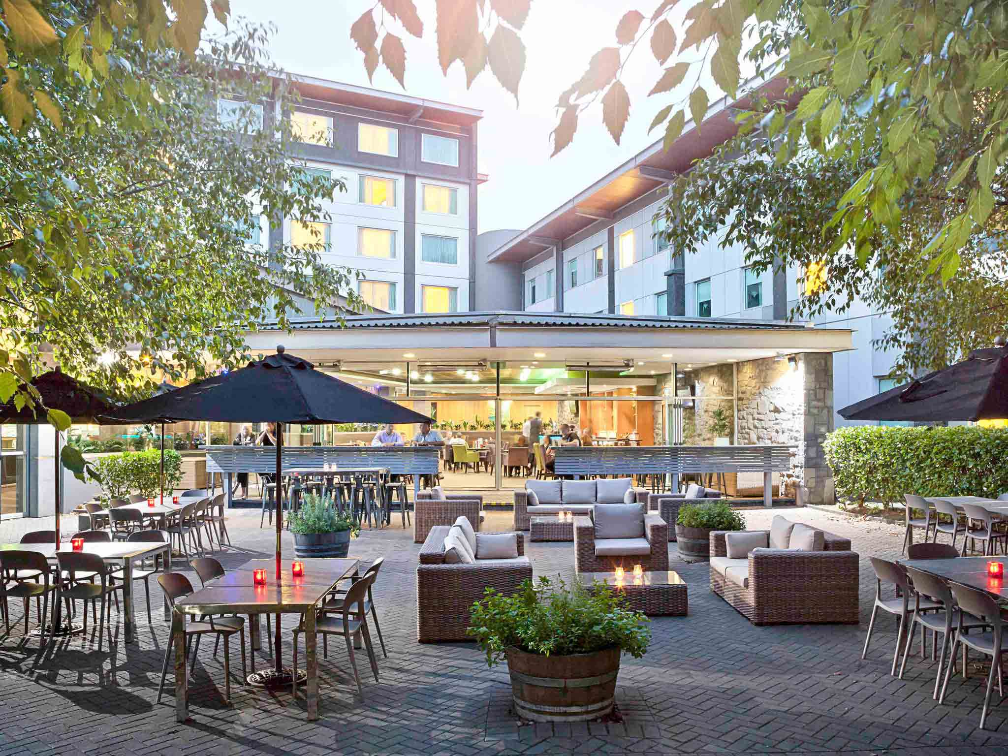 Hotel - Novotel Auckland Ellerslie