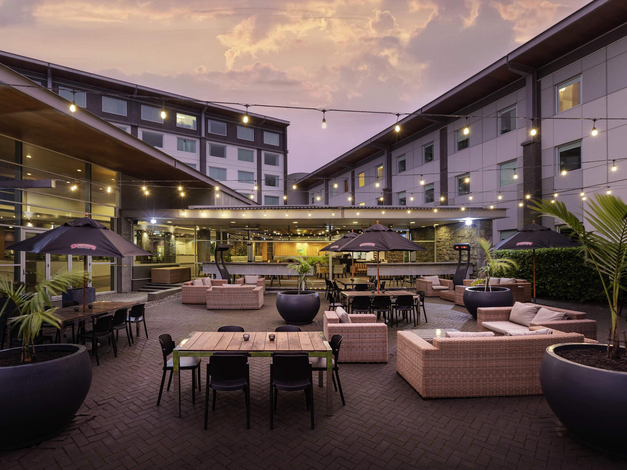 โรงแรม – โนโวเทล โอ๊คแลนด์ แอลเลอร์สลี
