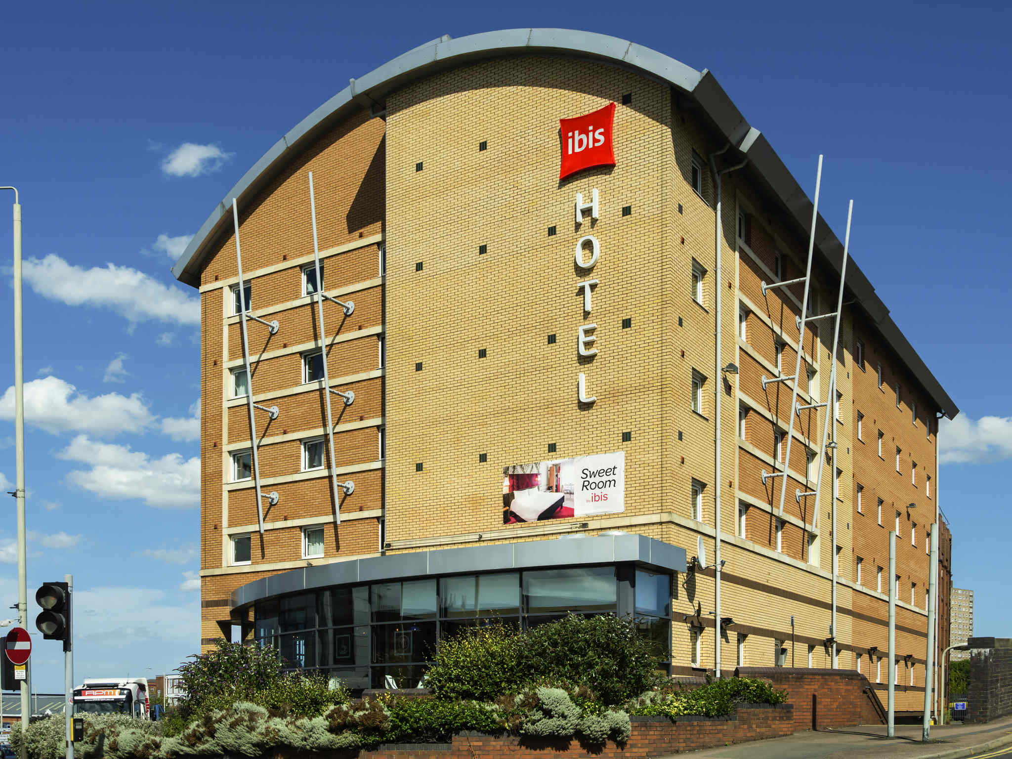Hotell – ibis Leicester City