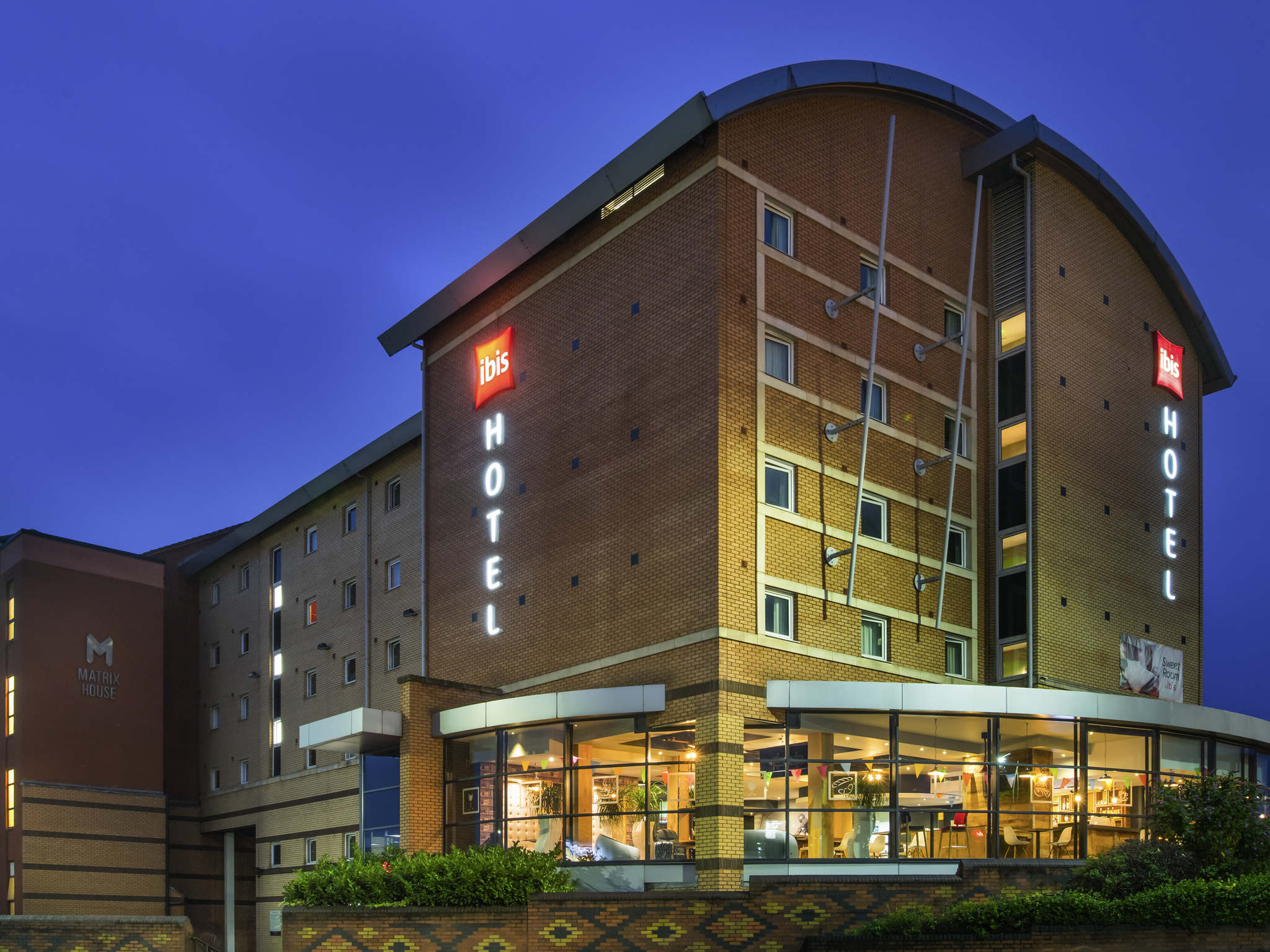 Hotel Ibis Leicester City