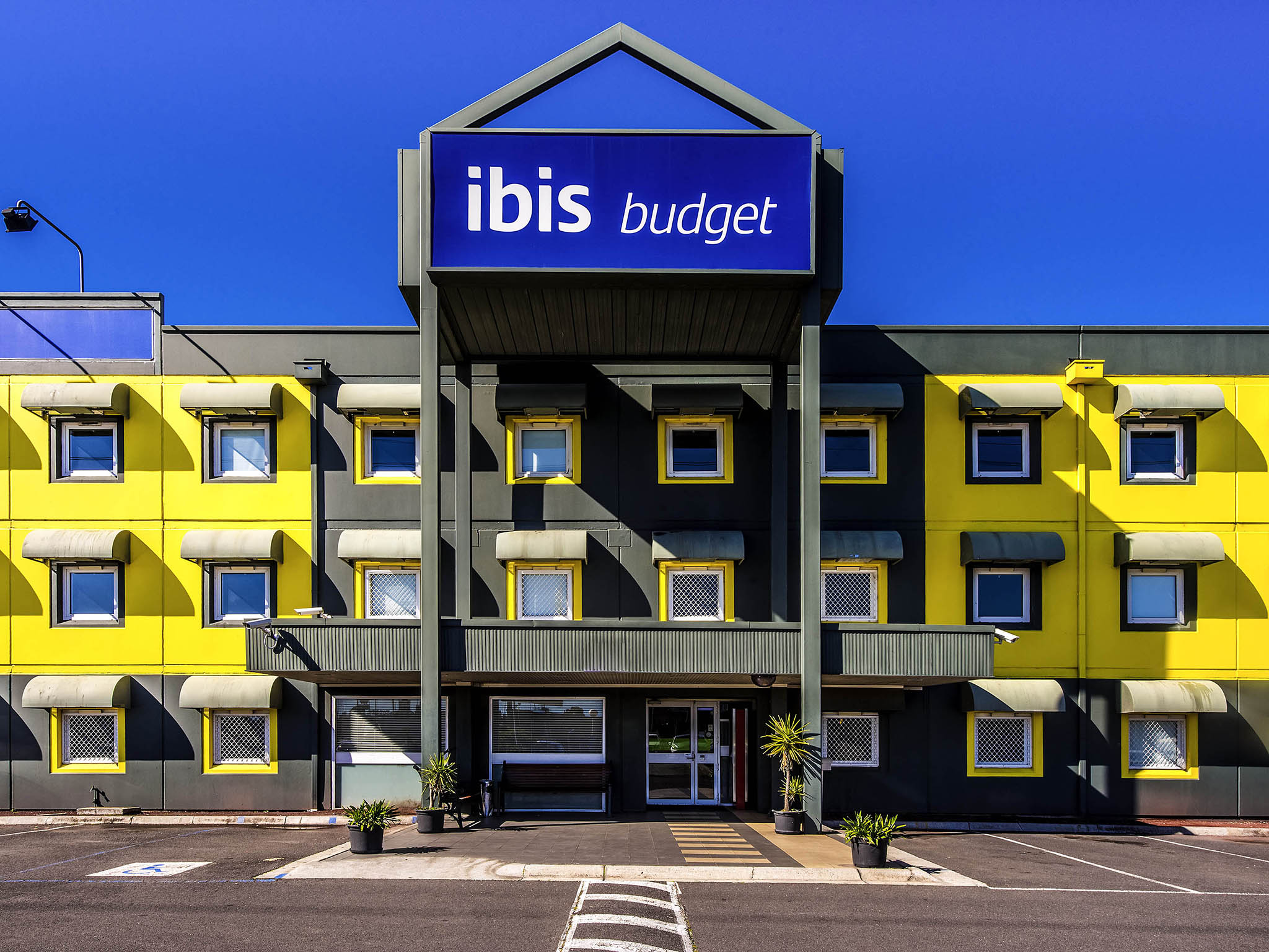 Hotell – ibis budget Fawkner