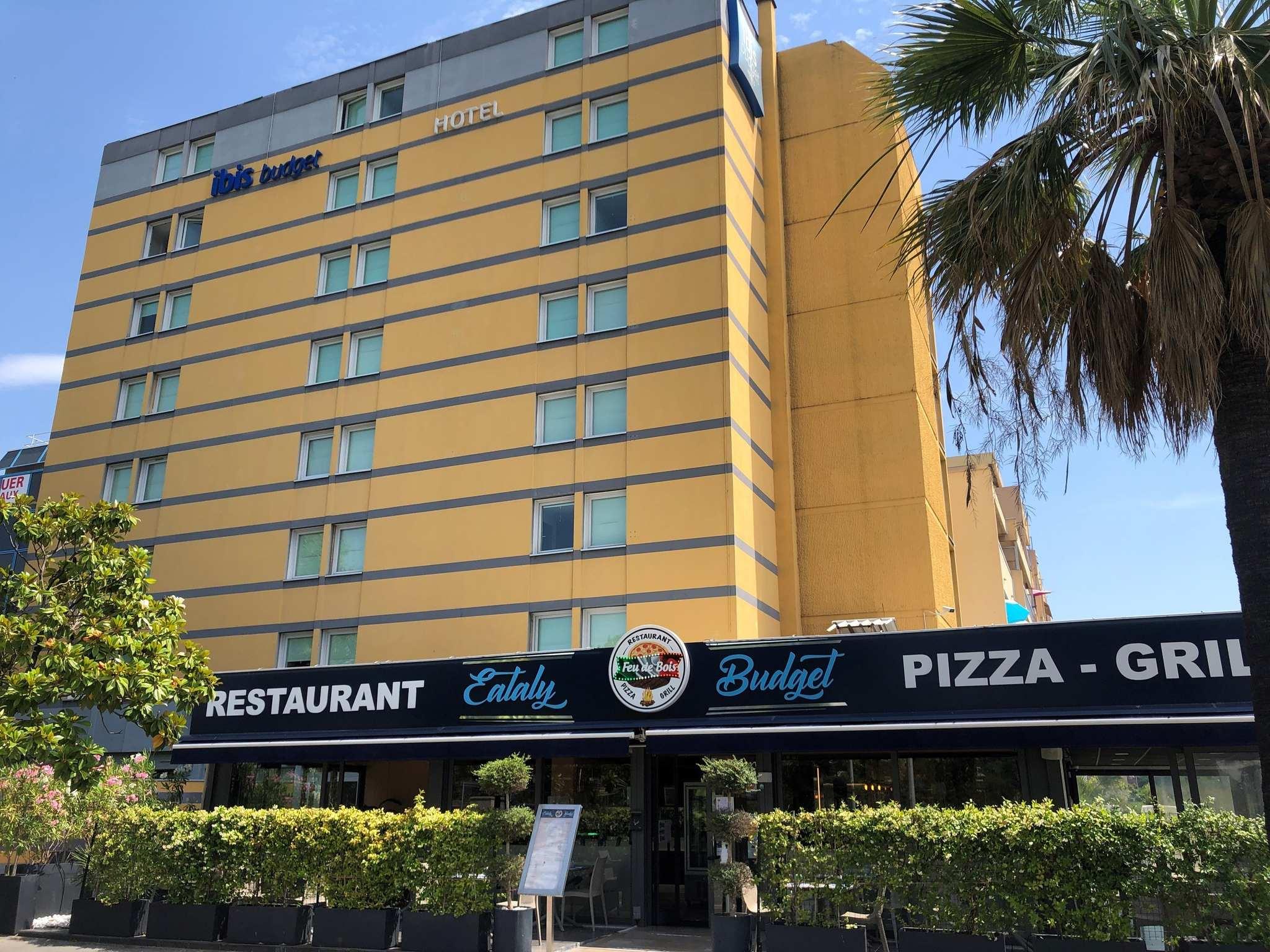 Hotel – ibis budget Nice Palais Nikaia