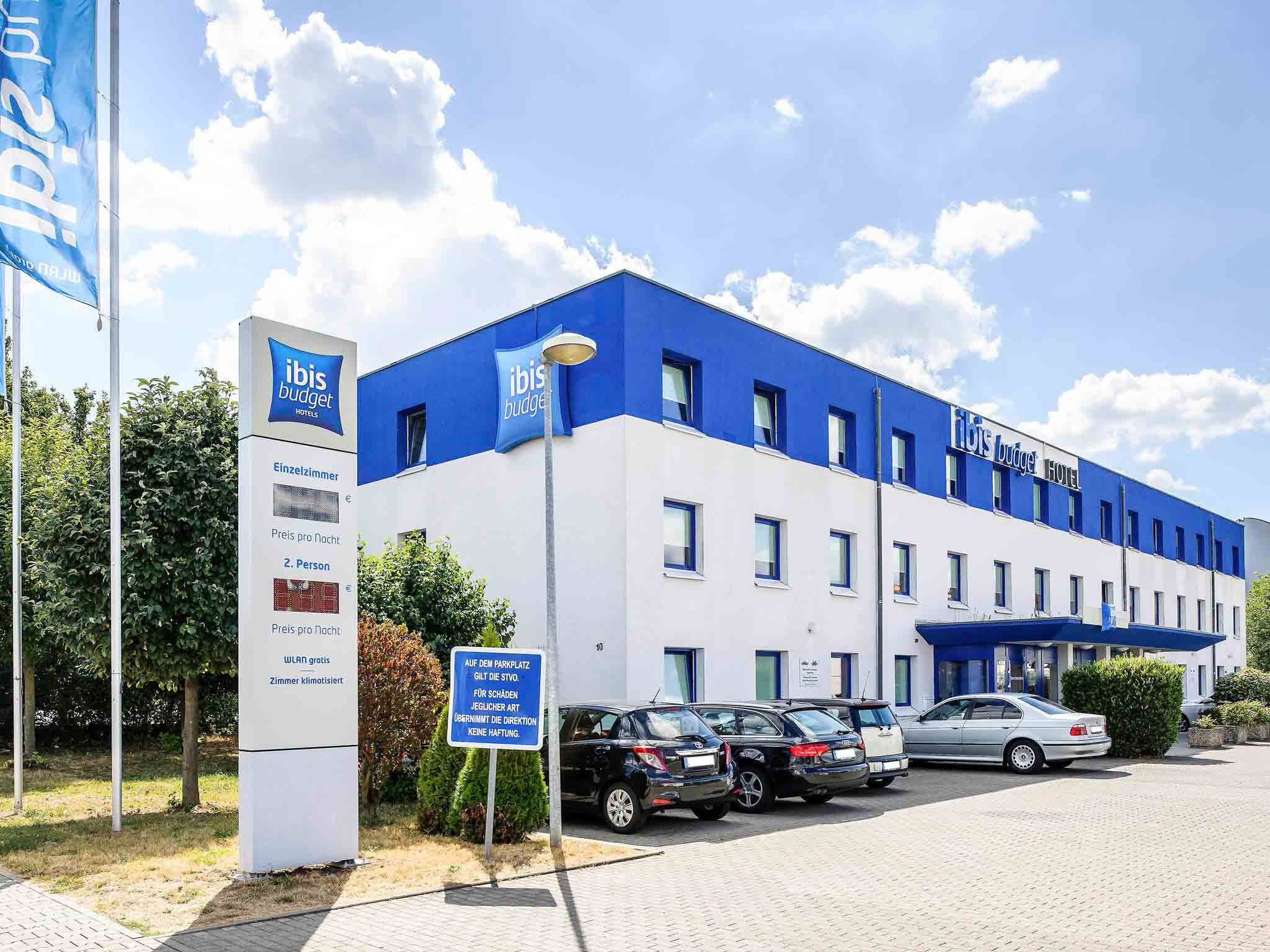 Hotell – ibis budget Mainz Hechtsheim