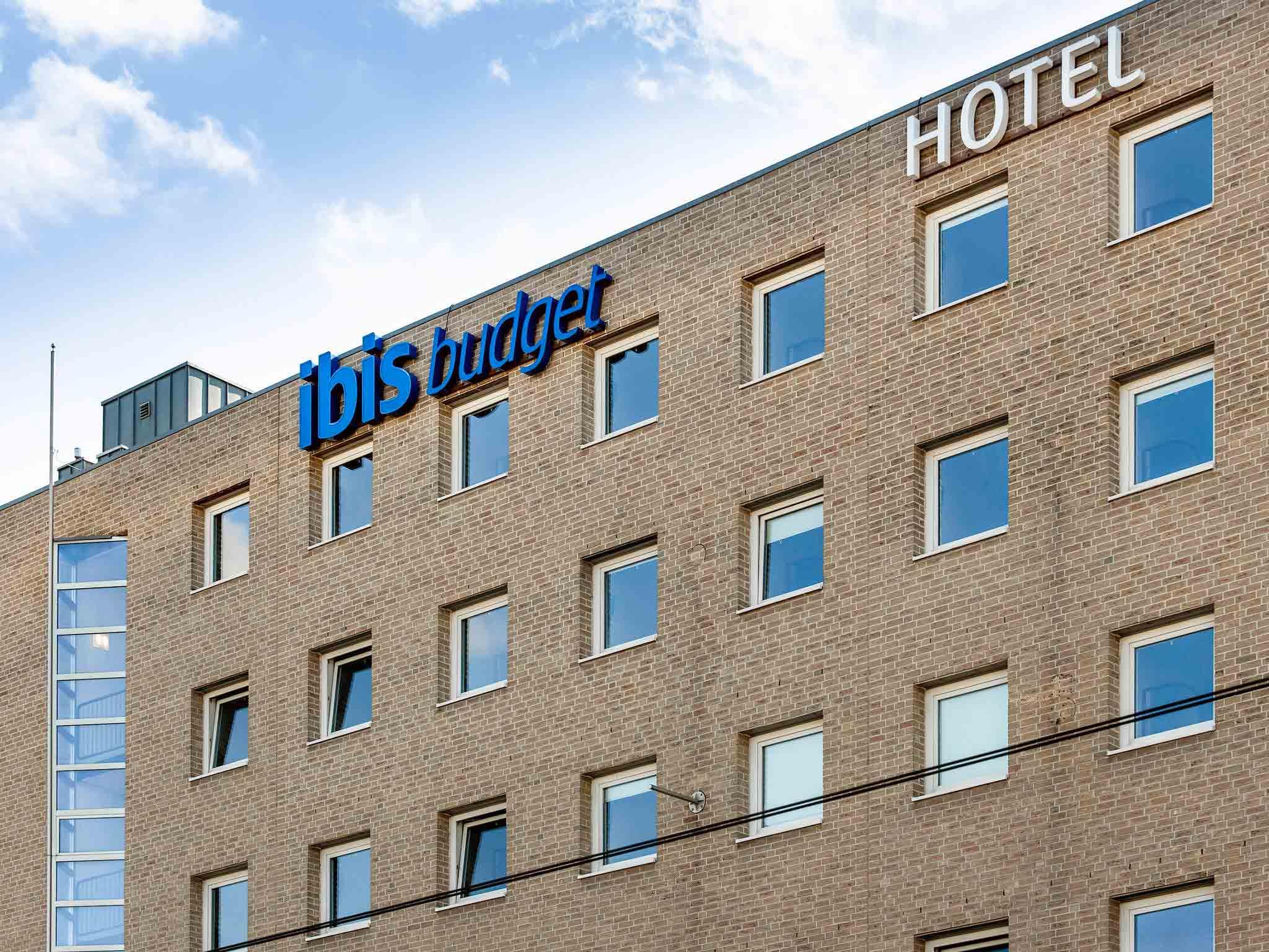 Отель — ibis budget Krefeld Messe Duesseldorf