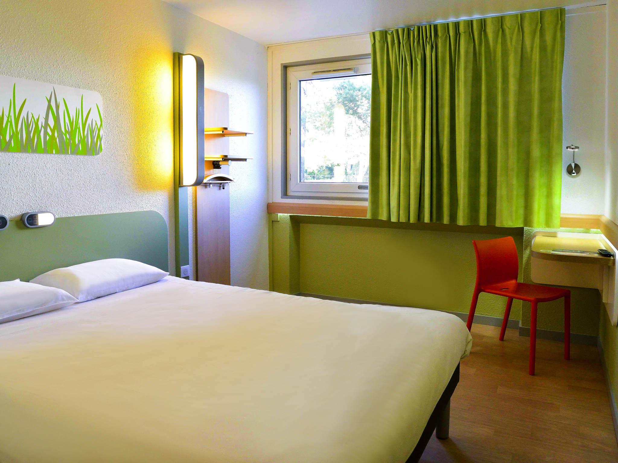 โรงแรม – ibis budget Bordeaux Le Lac