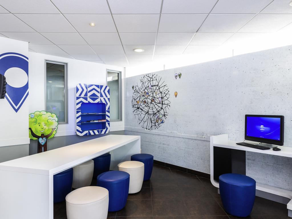 G nstiges hotel in paris ibis budget paris porte de - Ibis budget hotel porte de vincennes ...