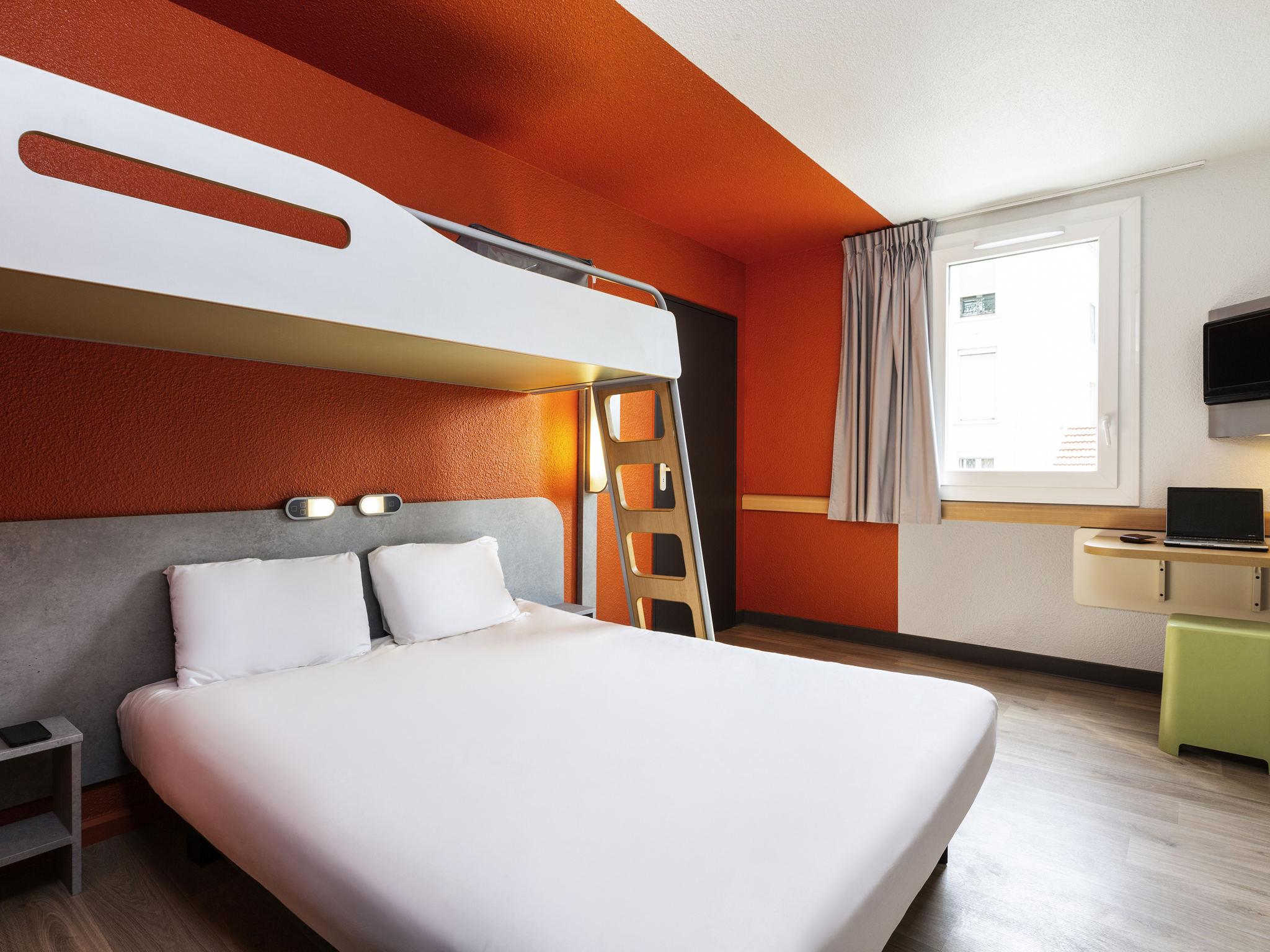 Hotel in paris ibis budget paris porte de vincennes - Ibis budget hotel porte de vincennes ...