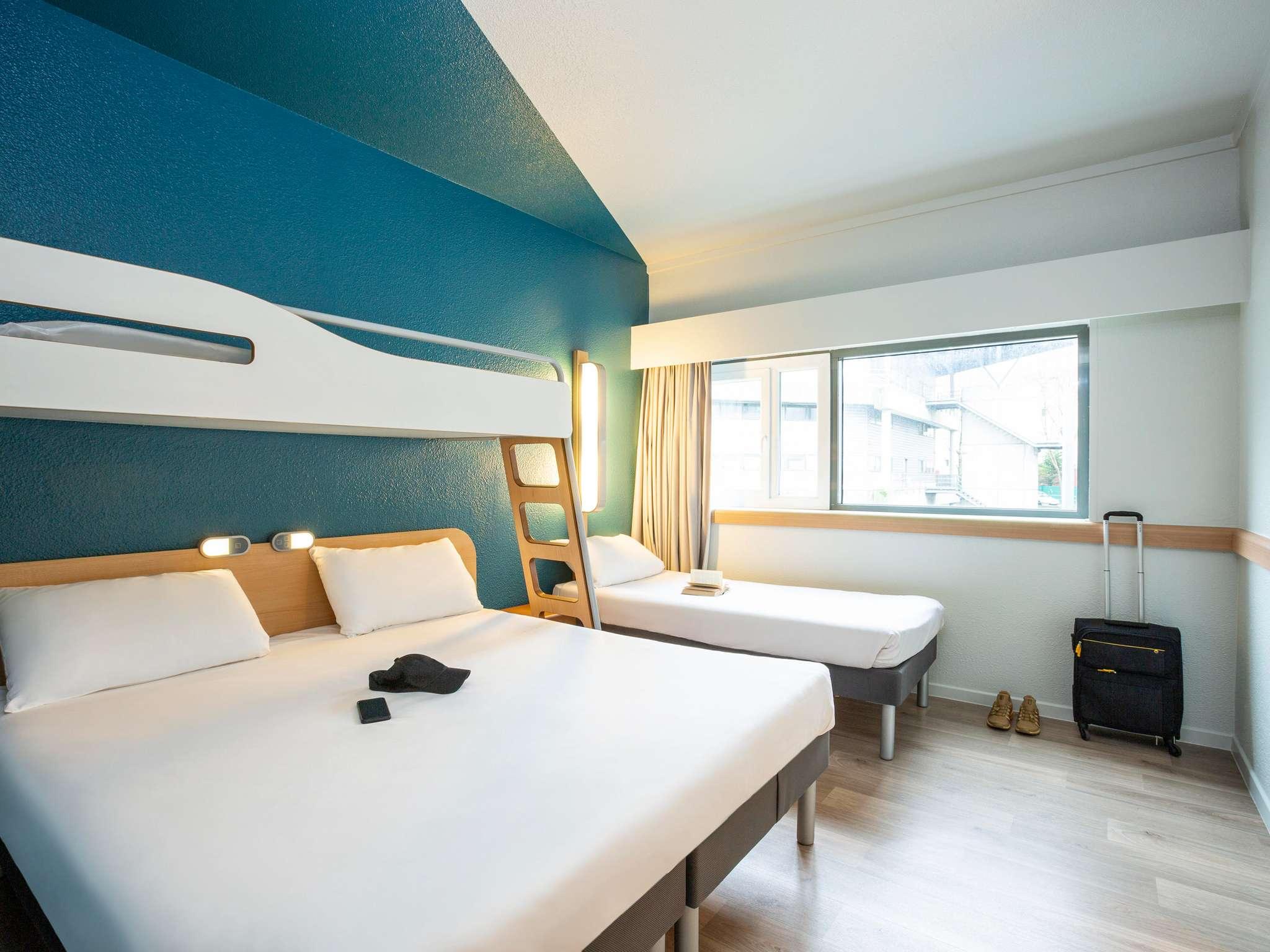 Hotel – ibis budget Parigi Porte de Pantin