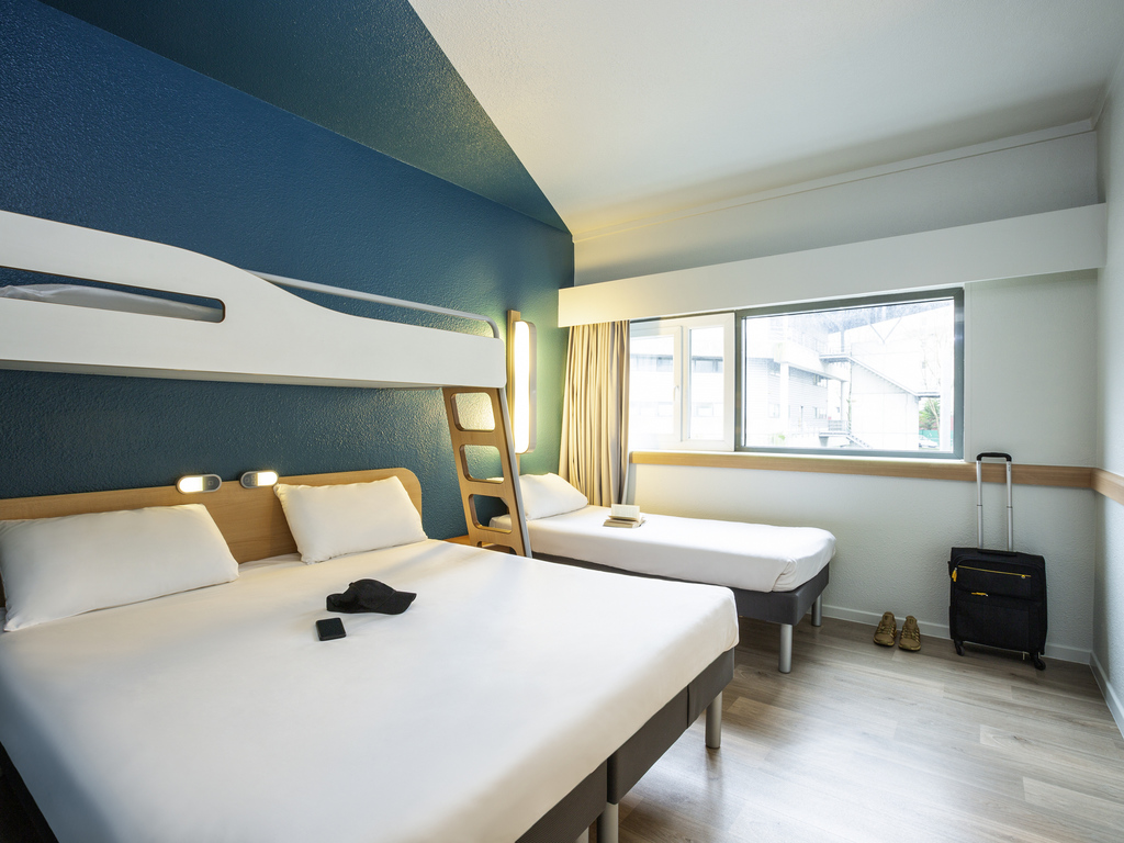 Hotel in PANTIN - ibis budget Paris Porte de Pantin