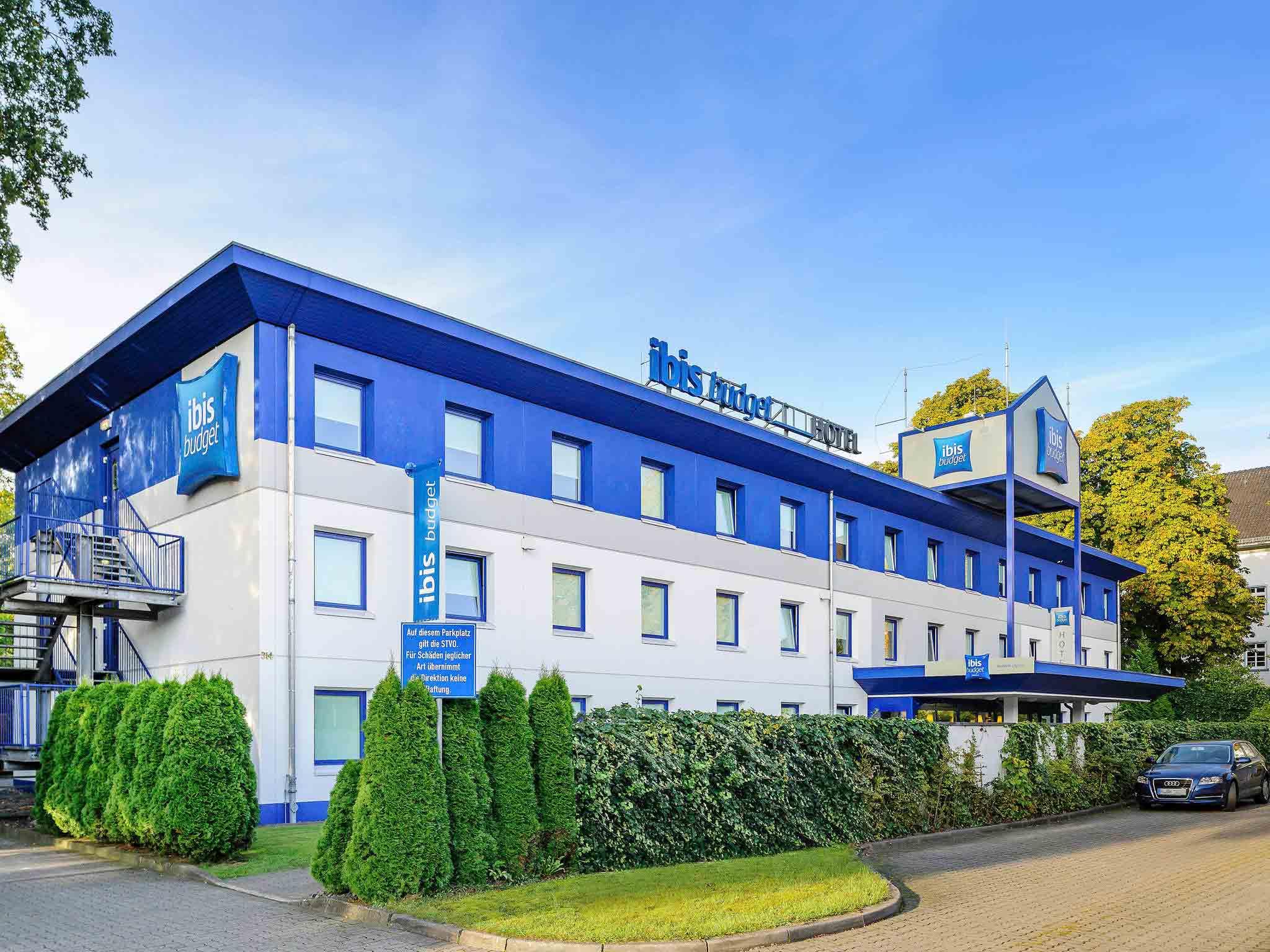 Отель — ibis budget Bielefeld City Ost