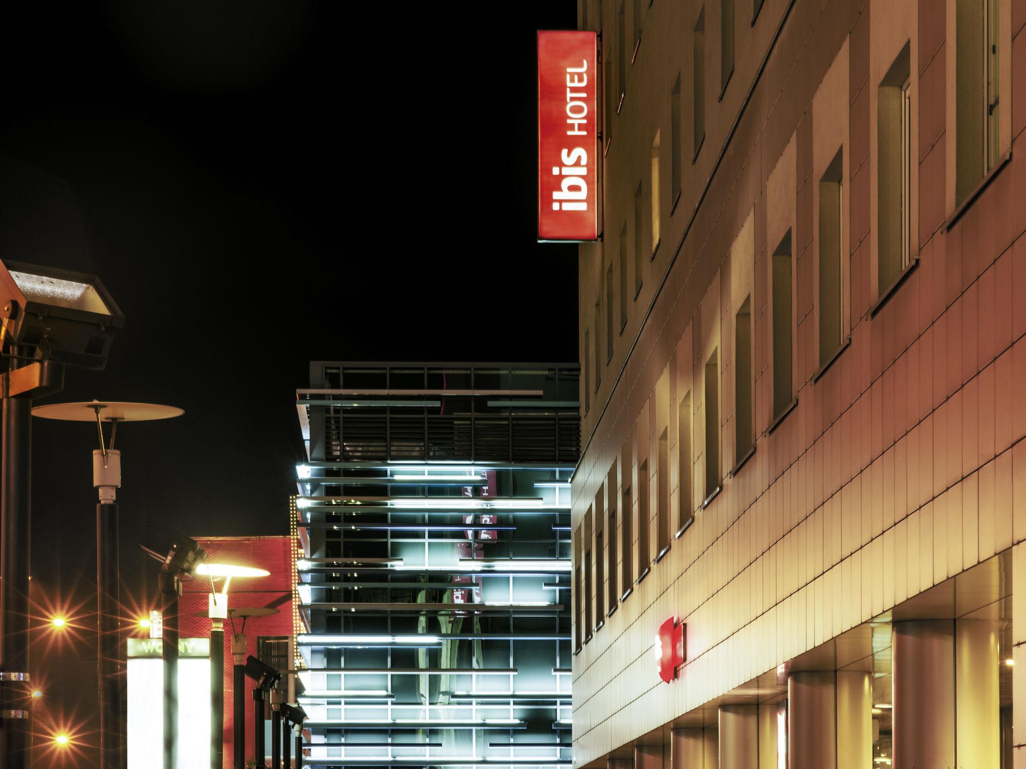 Otel – ibis Lodz Centrum