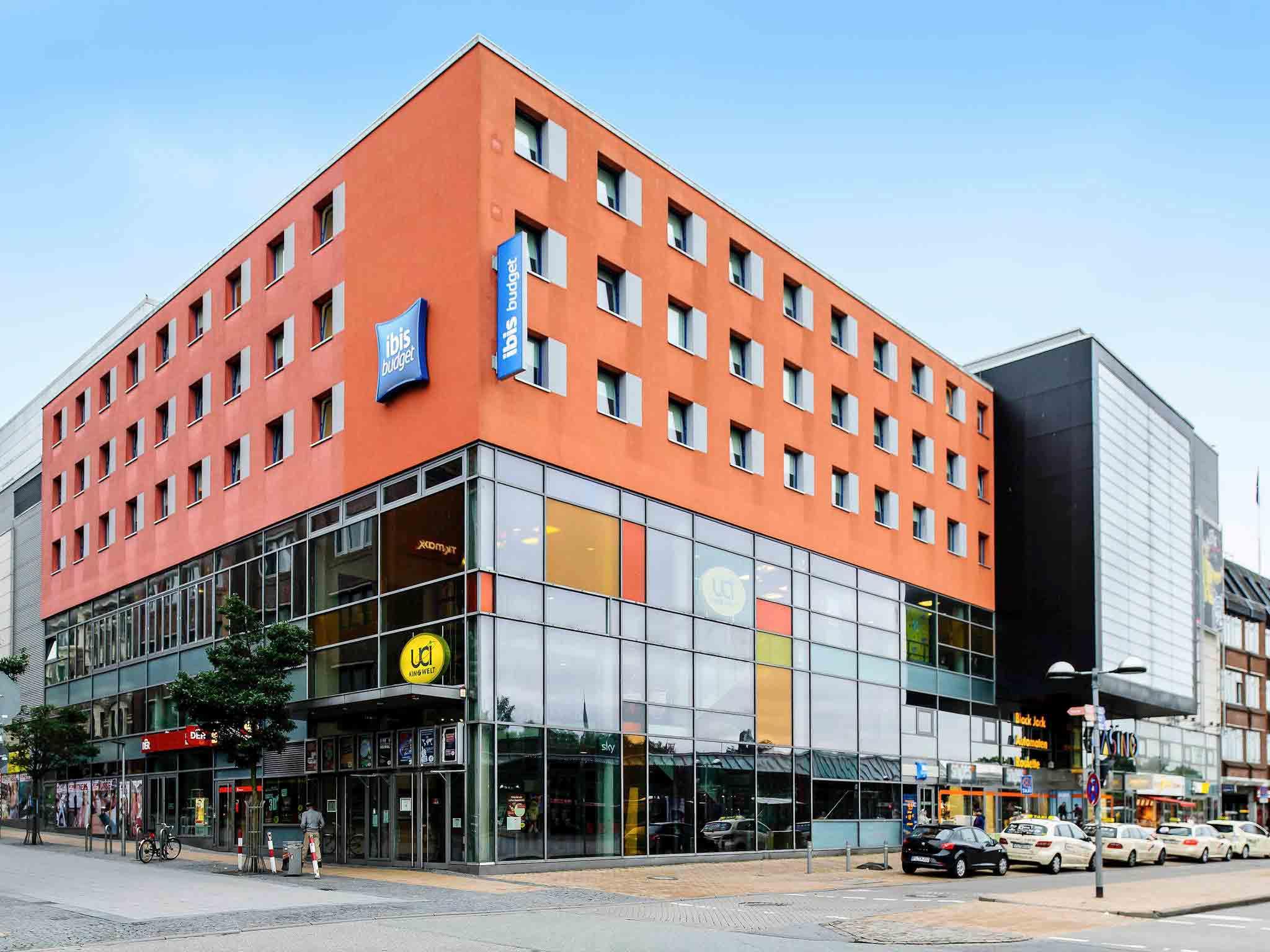 Отель — ibis budget Flensburg City