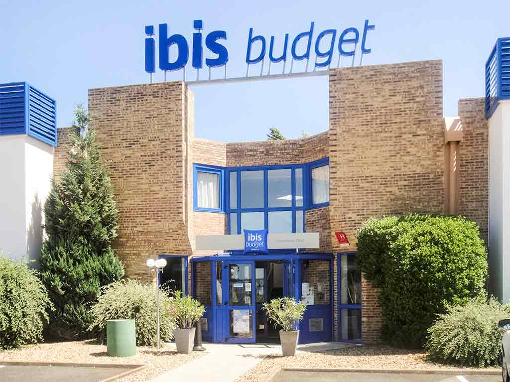 Отель — ibis budget Châtellerault