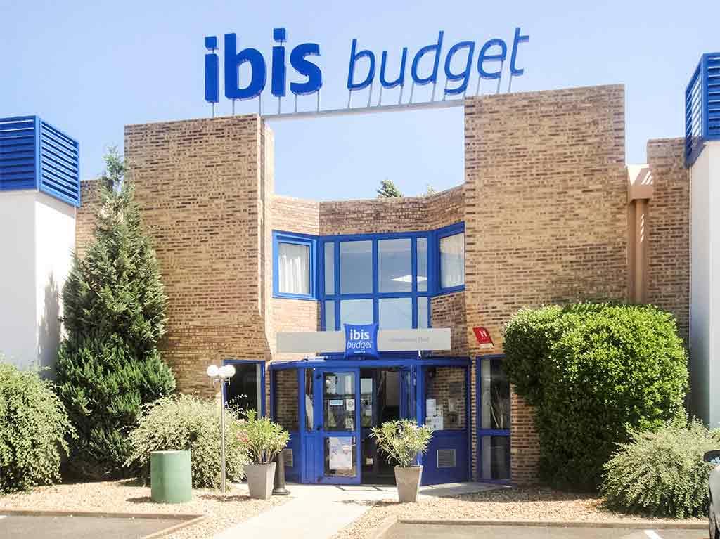فندق - ibis budget Châtellerault