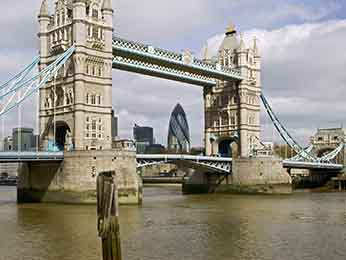 Destino - Novotel Londres Tower Bridge