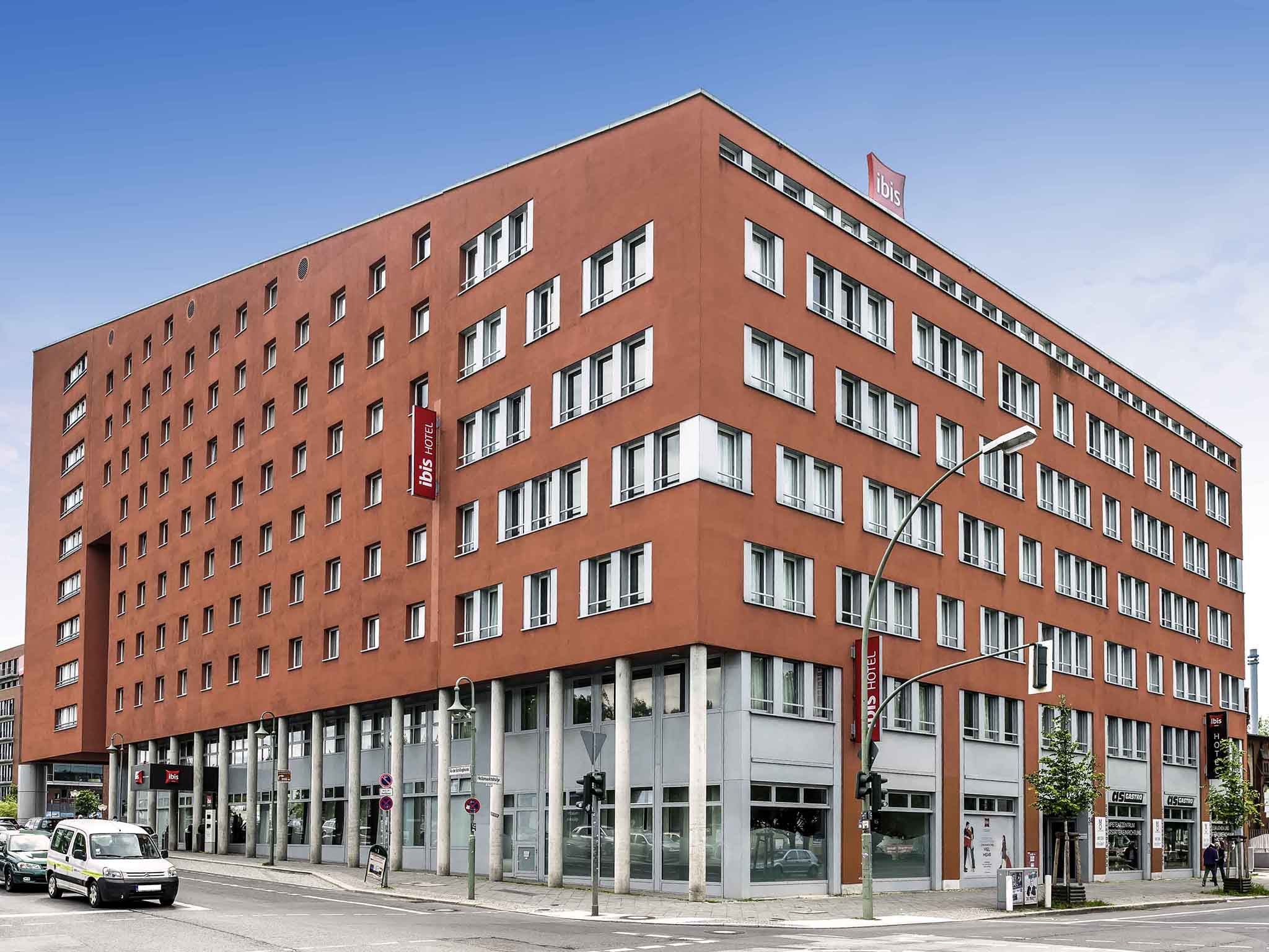 Hôtel - ibis Berlin Ostbahnhof