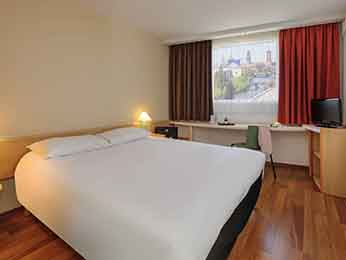 Rooms - ibis Berlin Ostbahnhof