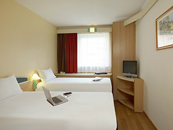Rooms - ibis Poznan Centrum