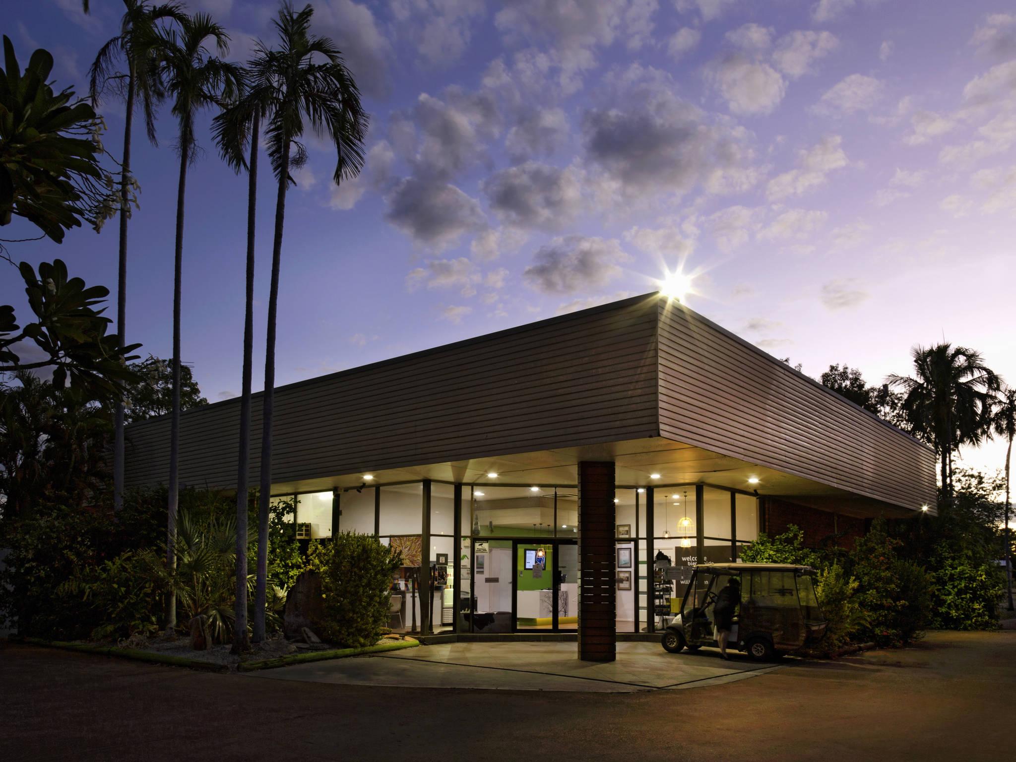 Отель — ibis Styles Katherine