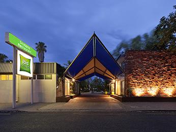 ibis Styles Alice Springs Oasis